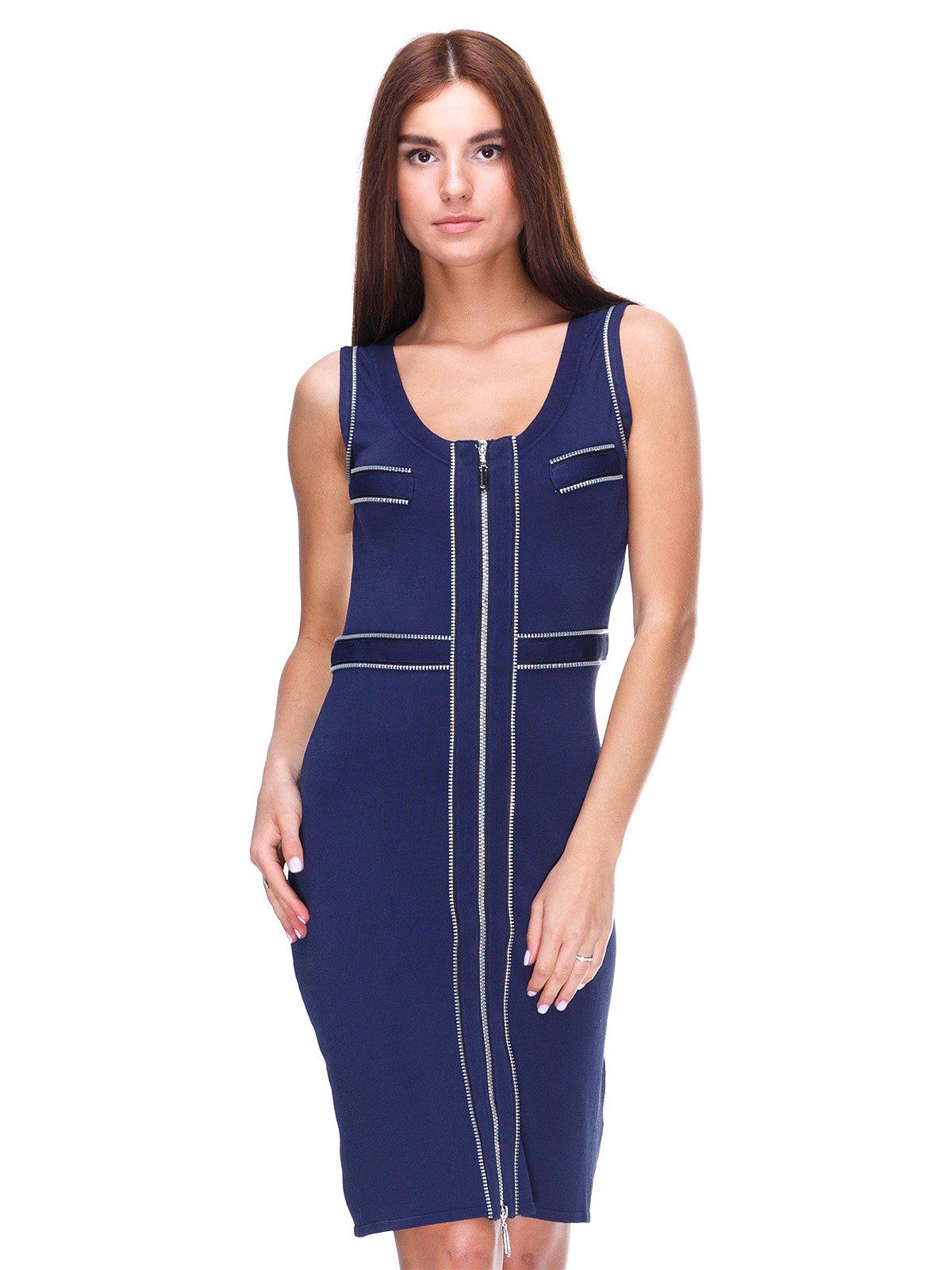 Сукня темно-синя | 2316445