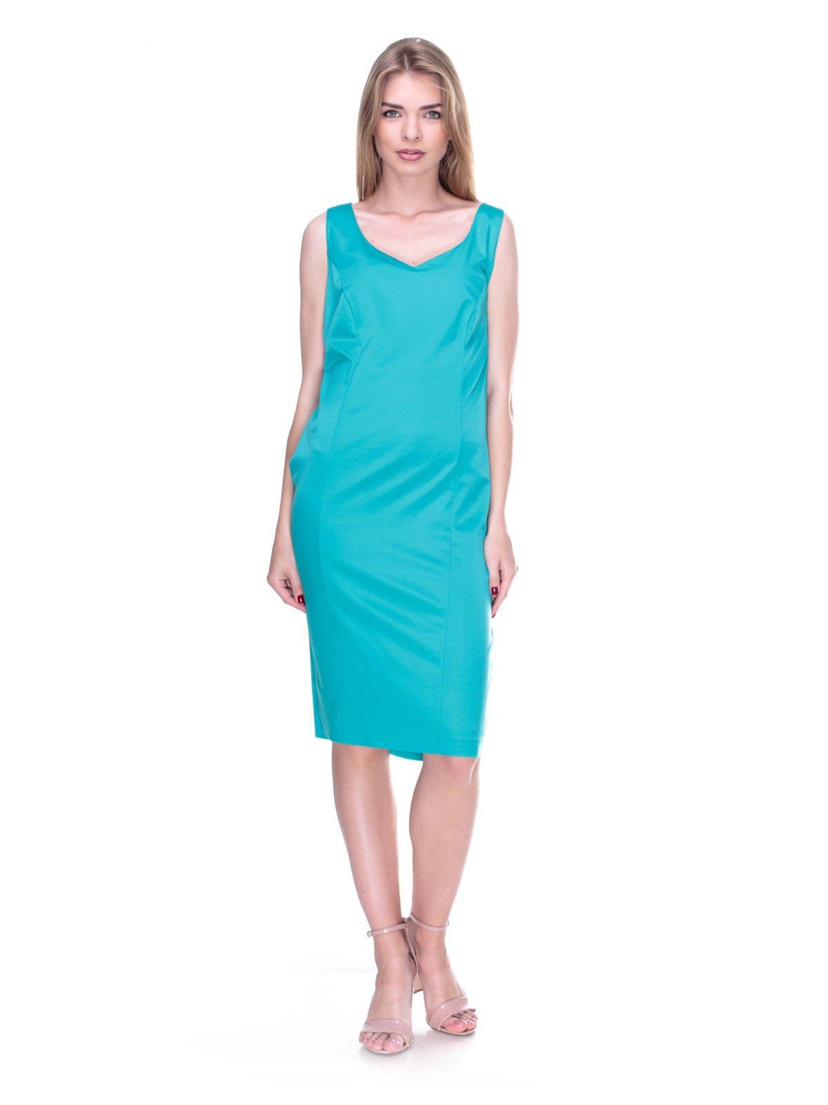 Сукня бірюзова | 2317102