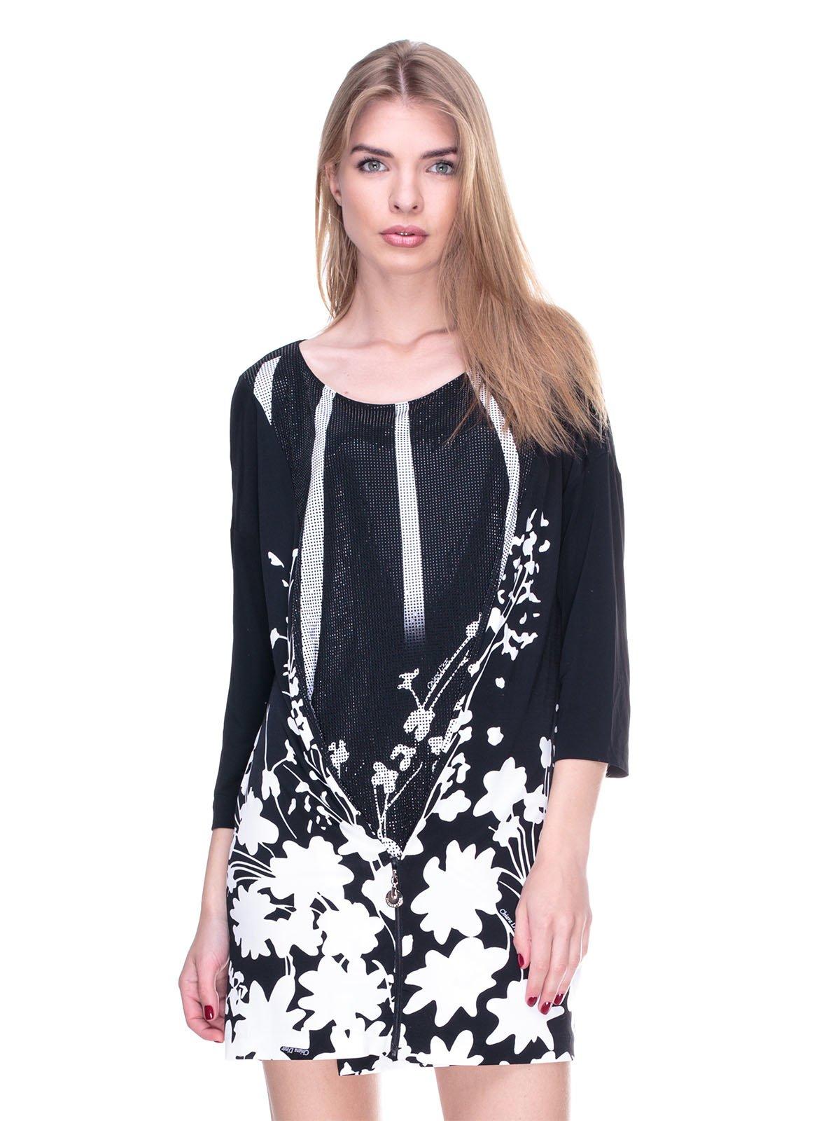 Сукня з квітковим принтом | 2317105