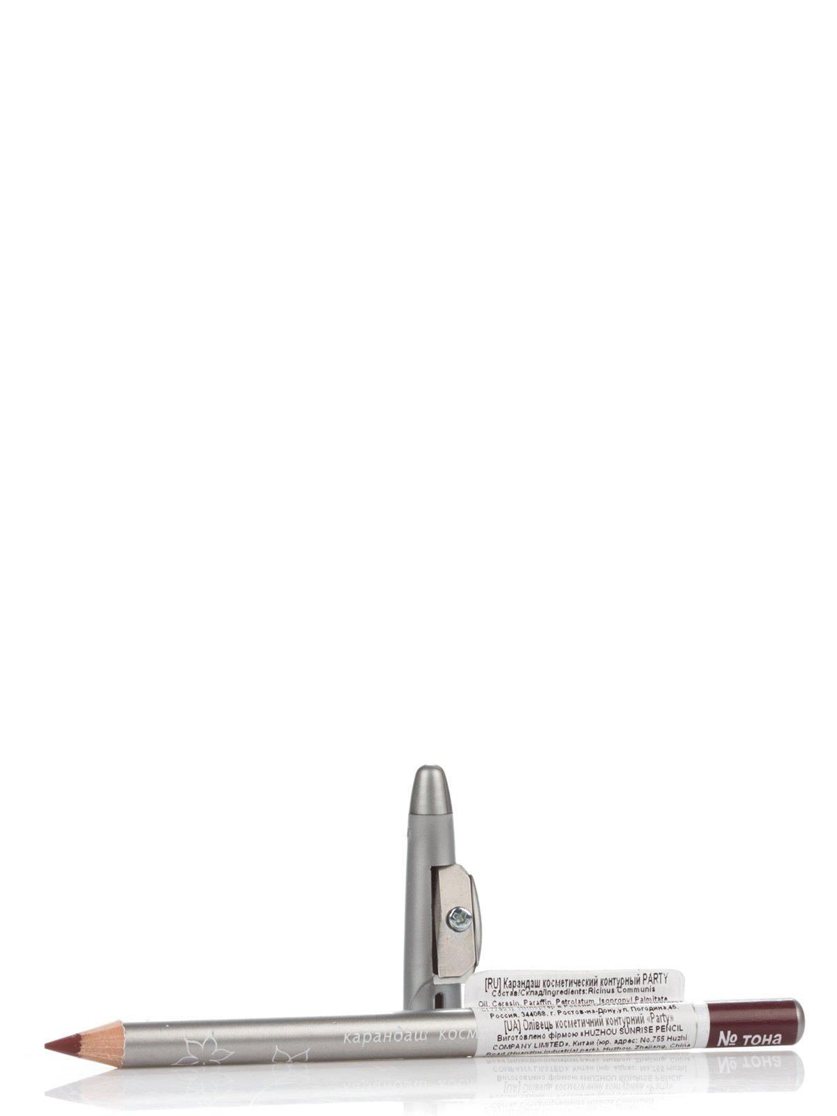 Контурний олівець Party (sunrise) з підстругачкою — тон 042   2320217