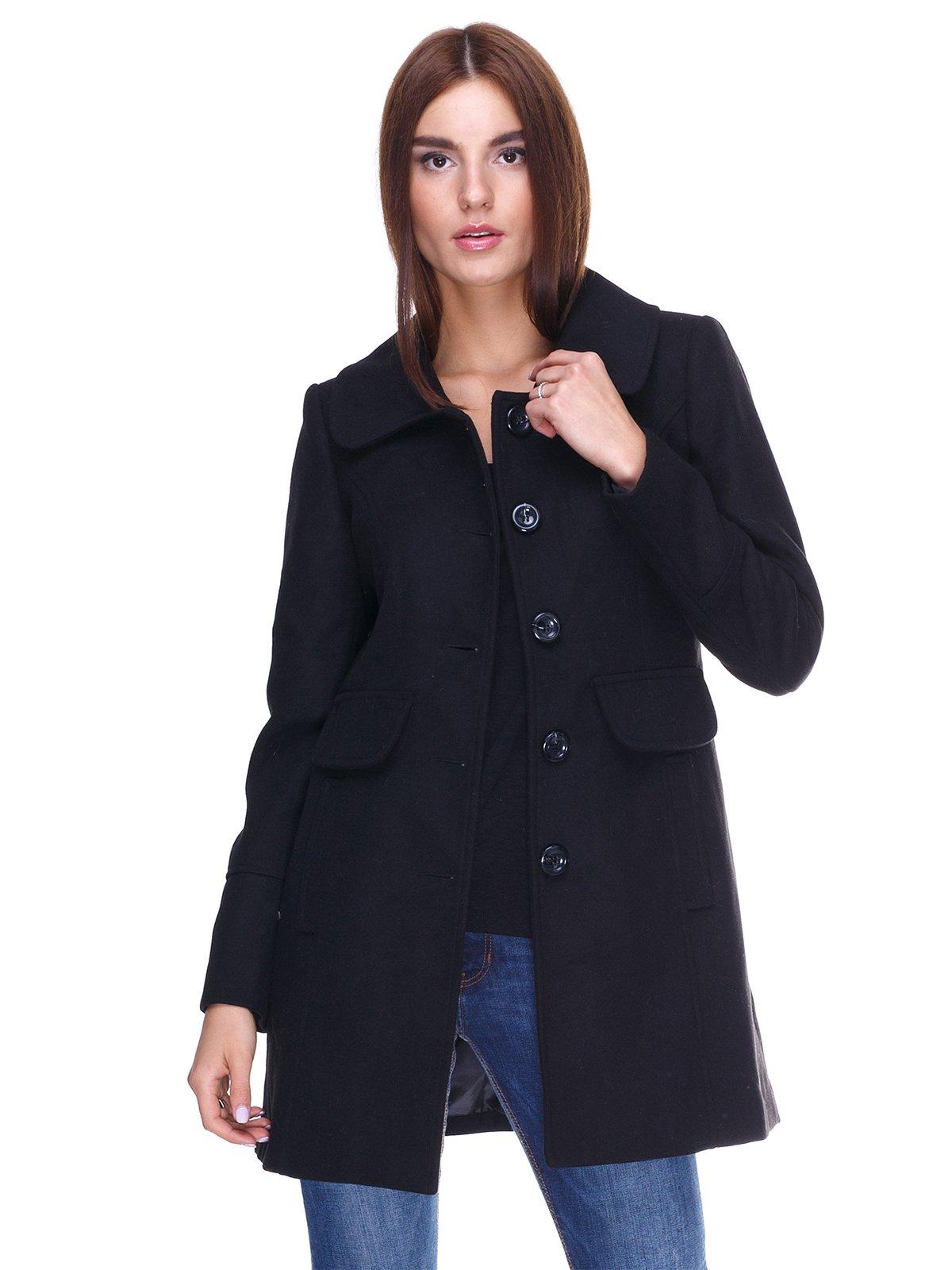 Пальто черное | 2324811