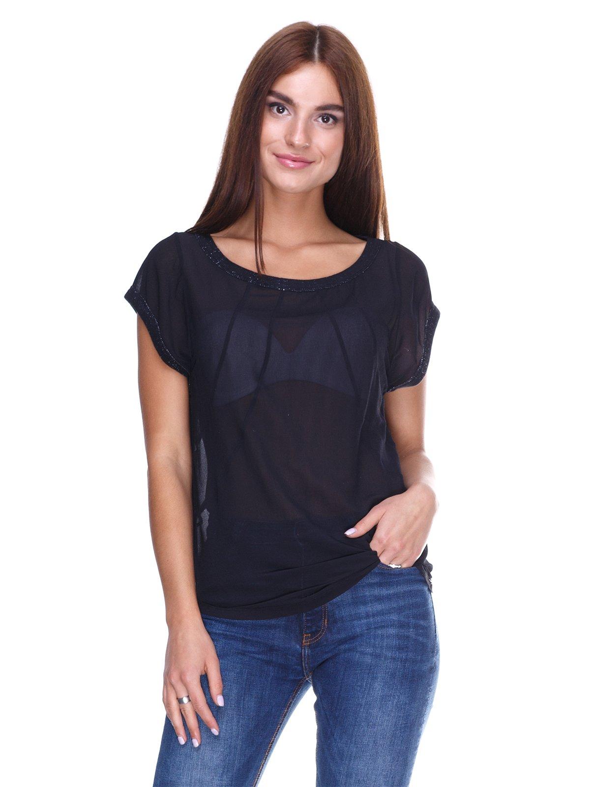 Блуза чорна | 2324941