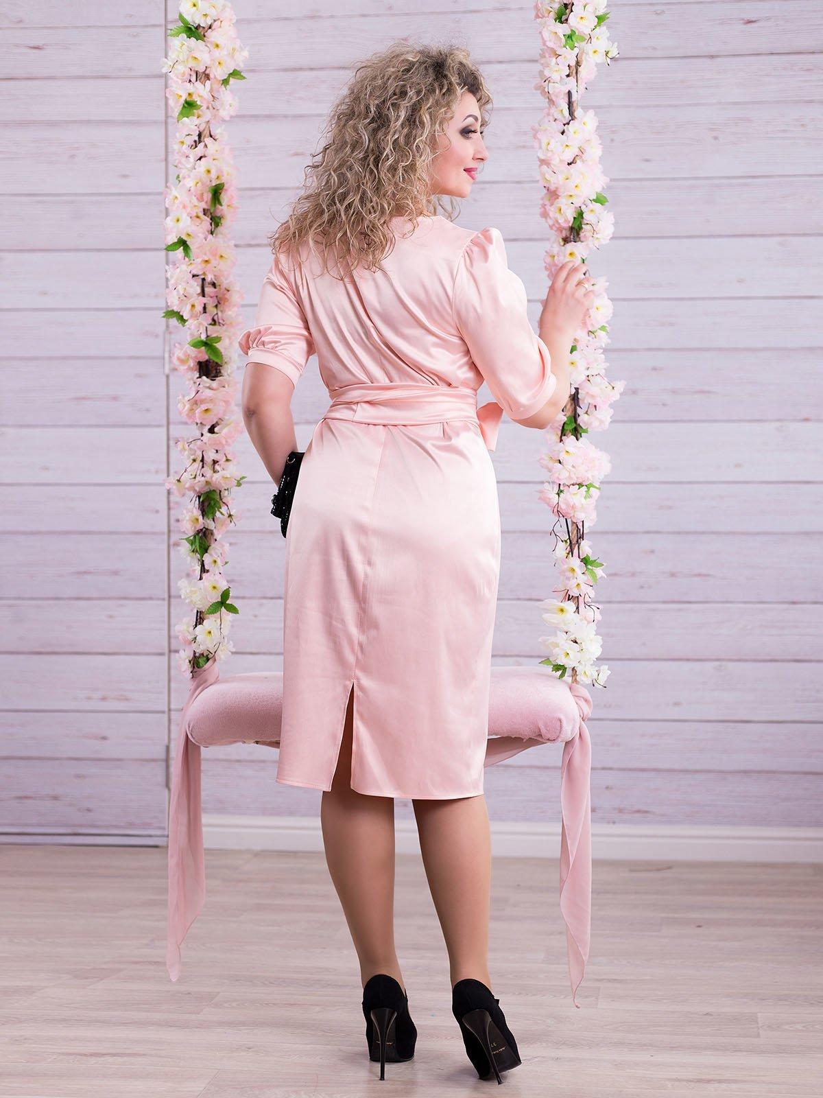 Сукня персикового кольору | 2345673 | фото 3