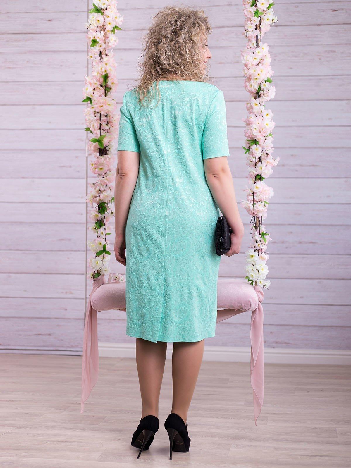 Сукня м'ятного кольору | 2345679 | фото 3