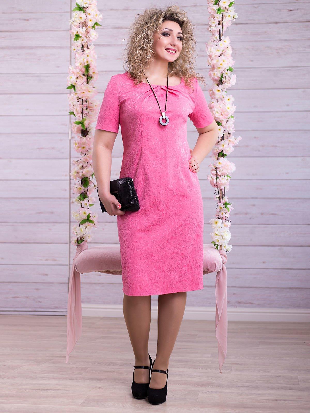 Сукня рожева   2345681