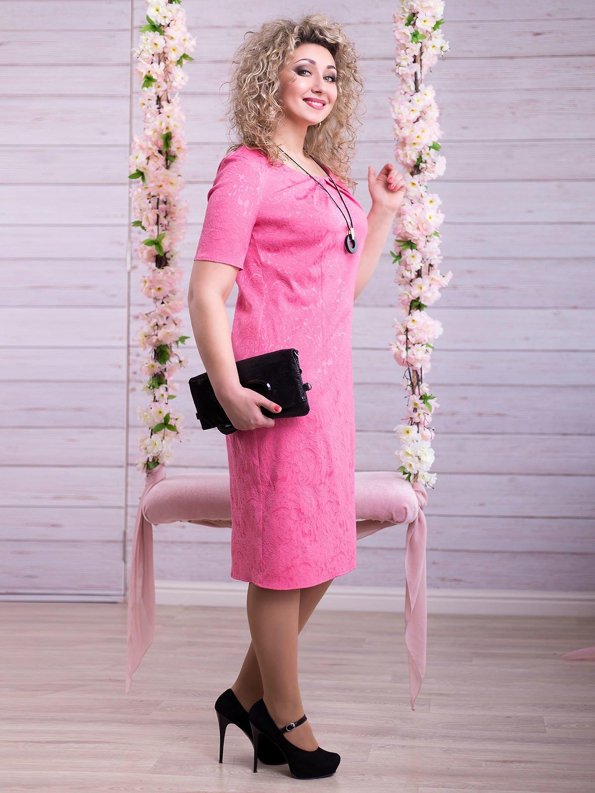Сукня рожева   2345681   фото 2
