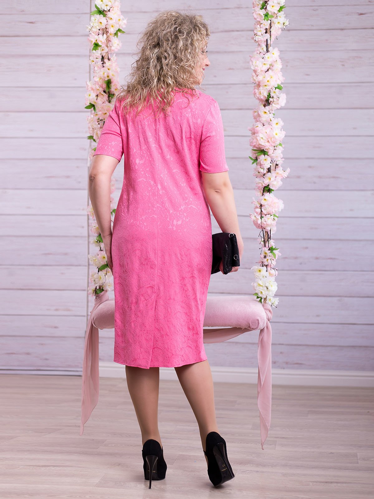 Сукня рожева   2345681   фото 3