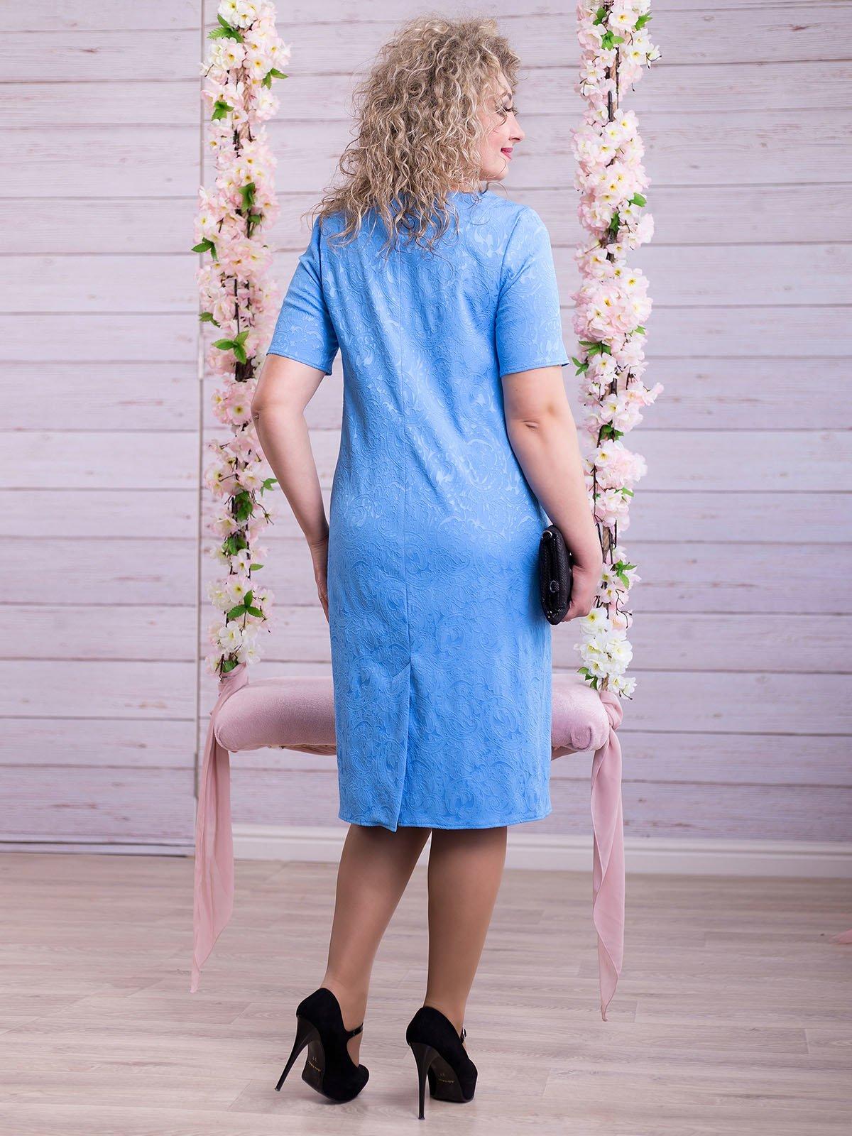 Сукня блакитна   2345682   фото 3