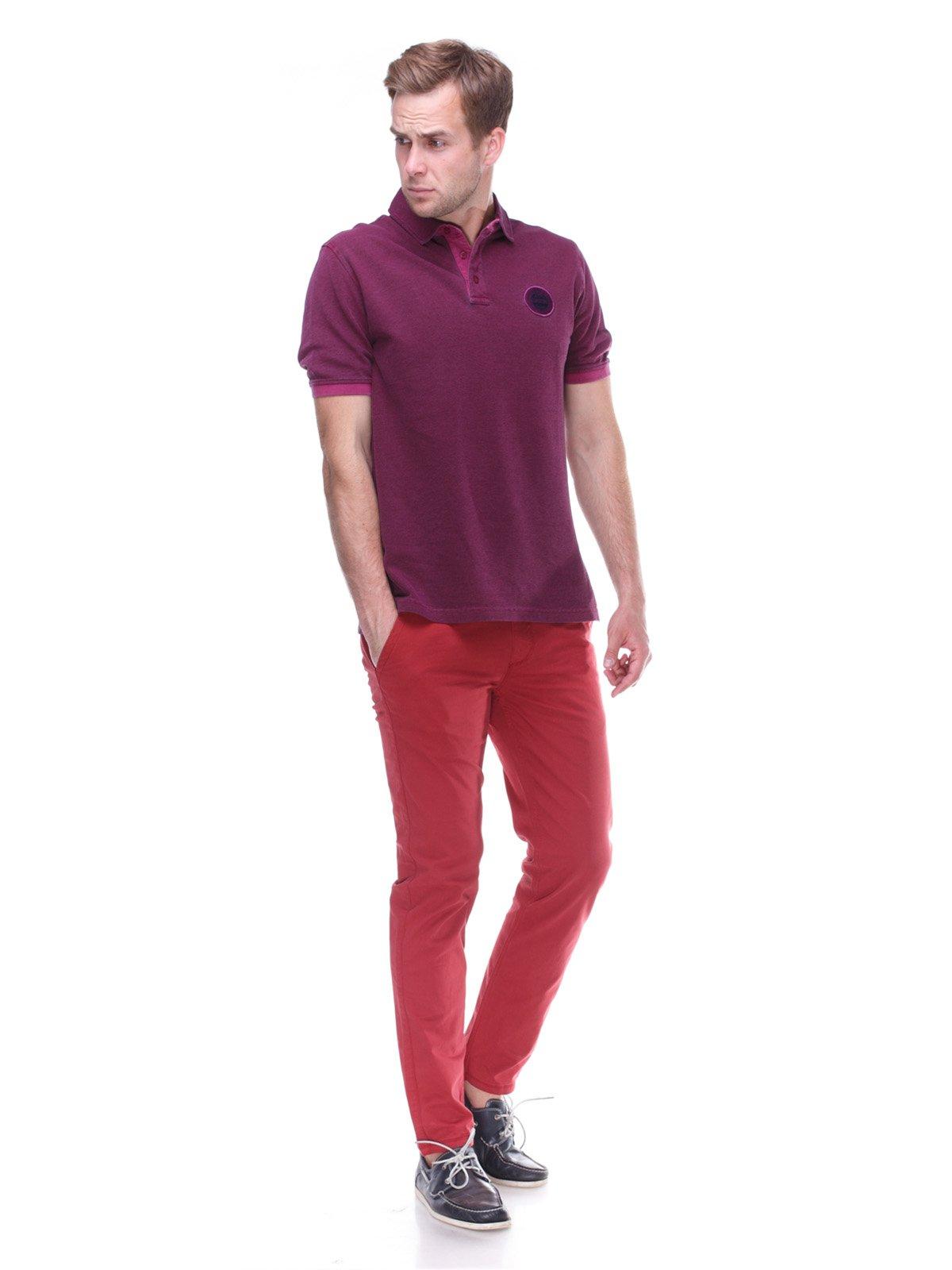 Штани червоні | 2333300