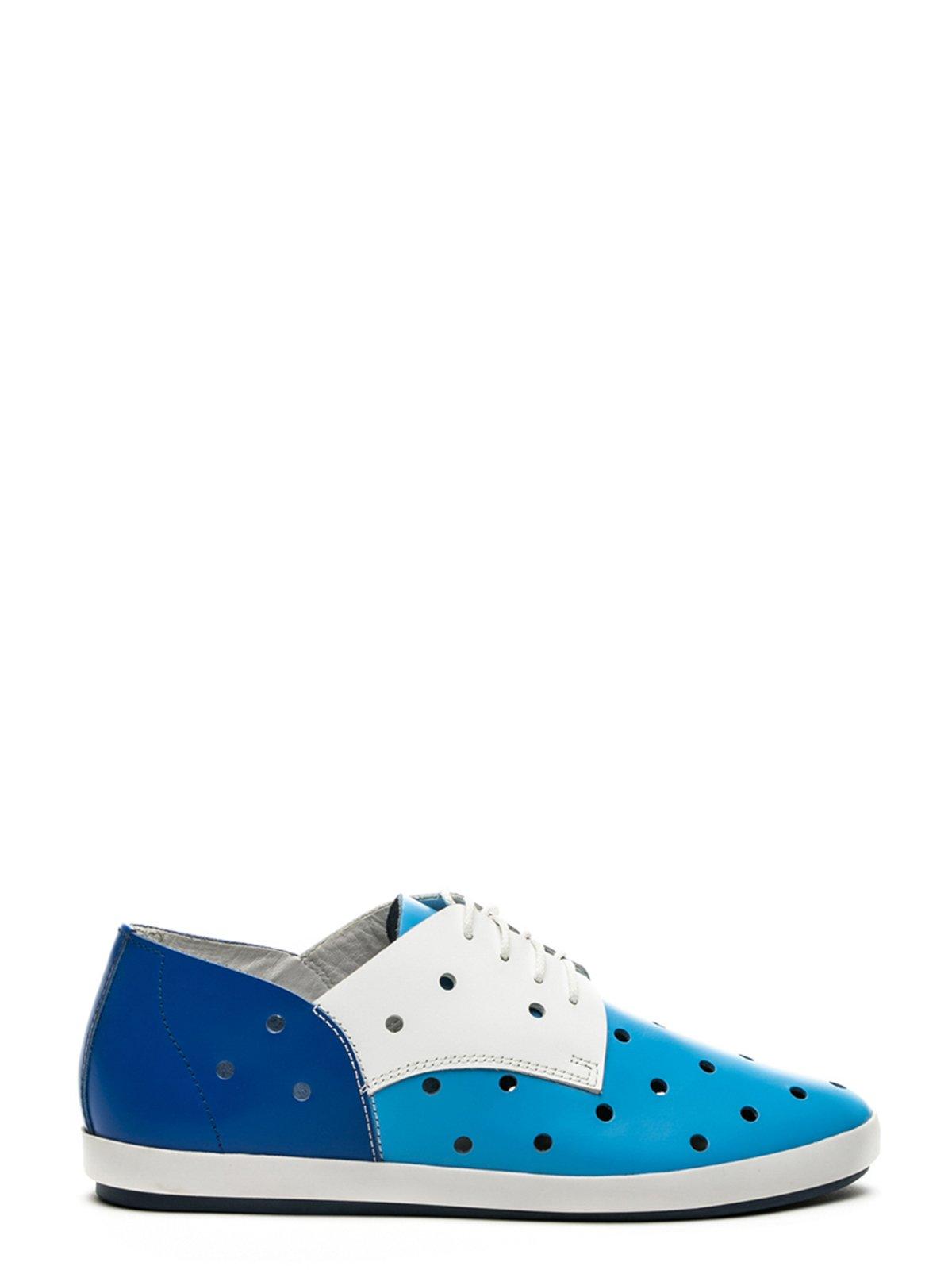 Туфлі триколірні   2353621
