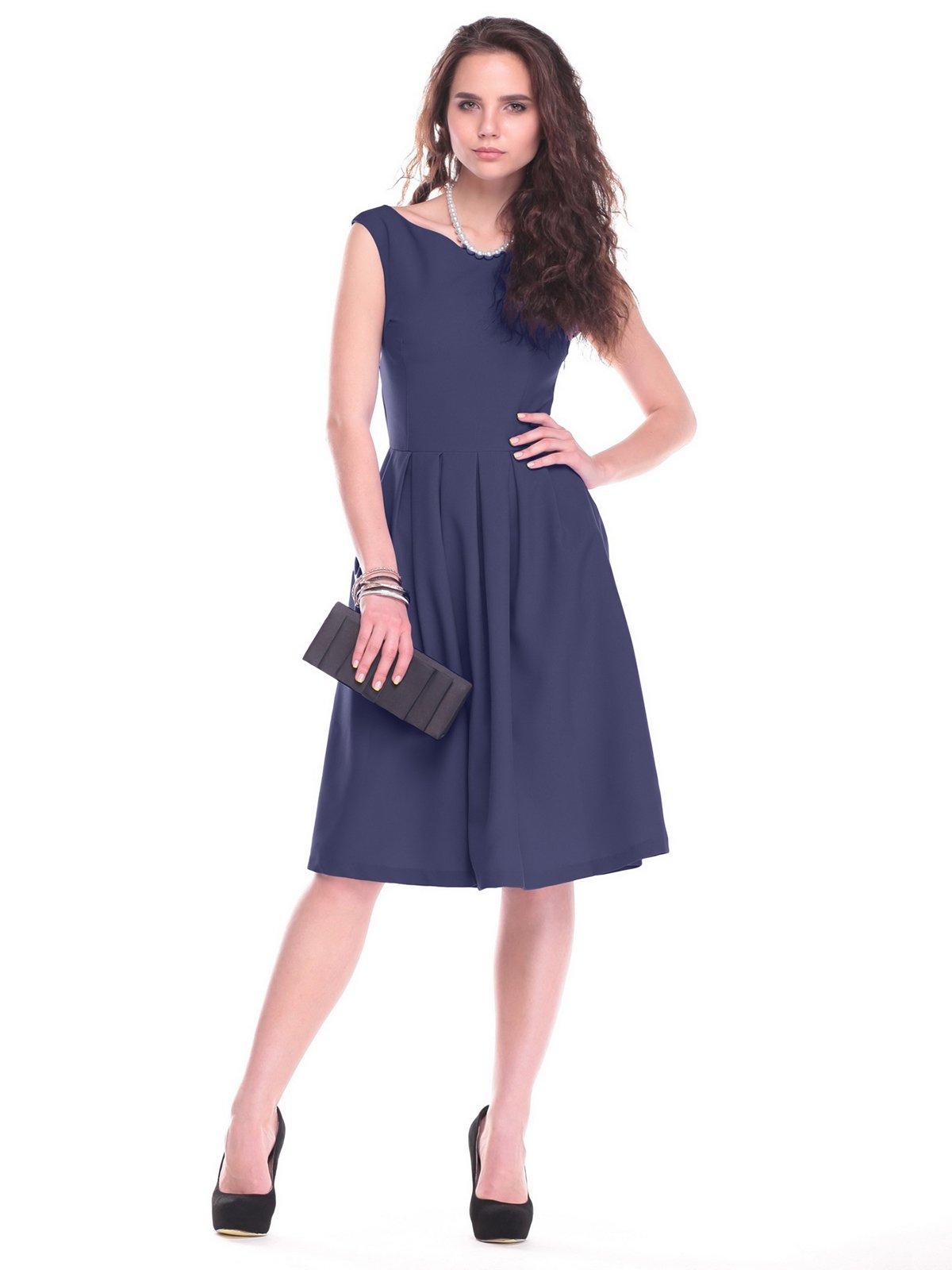 Сукня темно-синя | 2363159