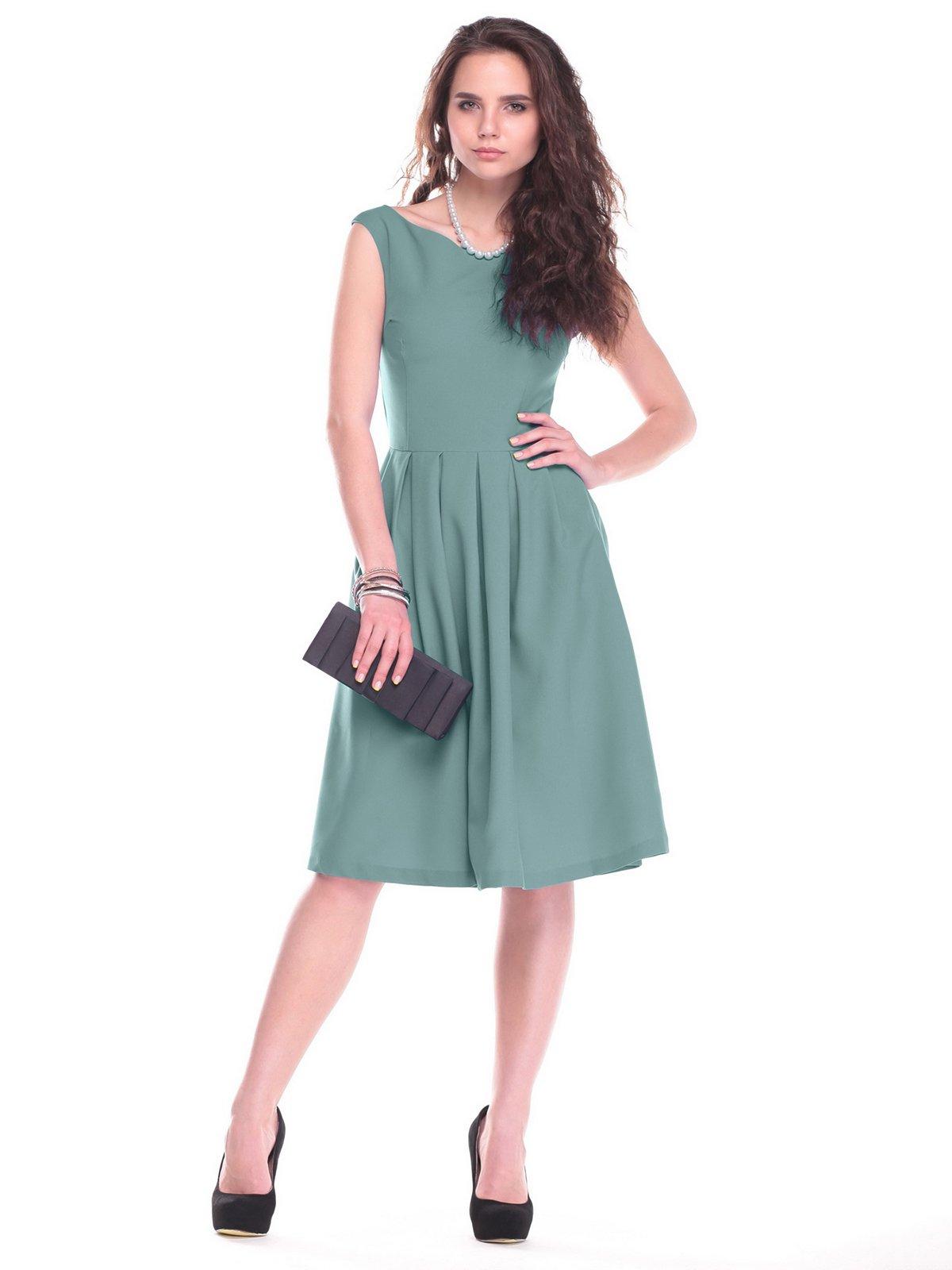 Сукня оливкового кольору | 2363161