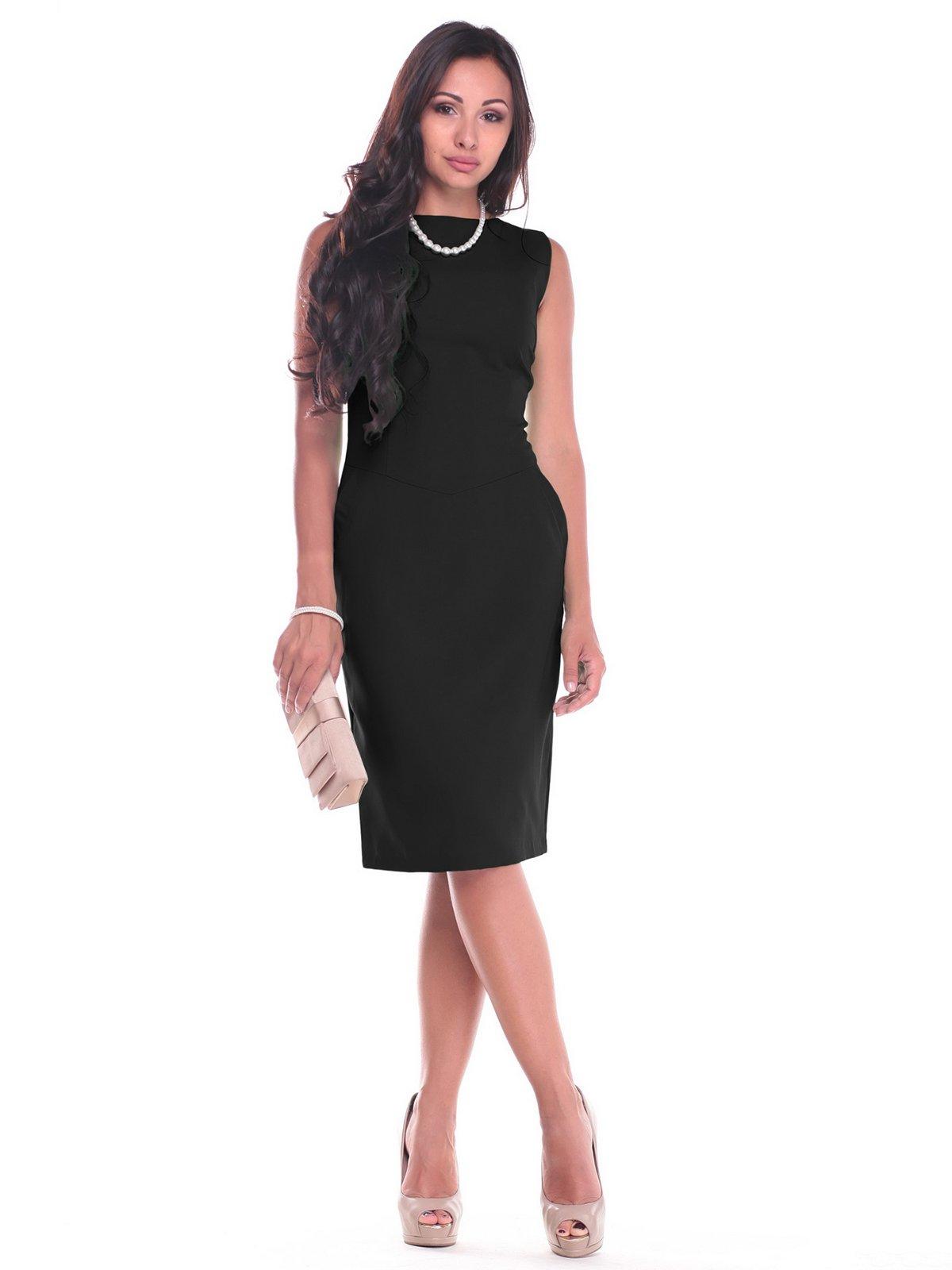 Платье черное   2363181