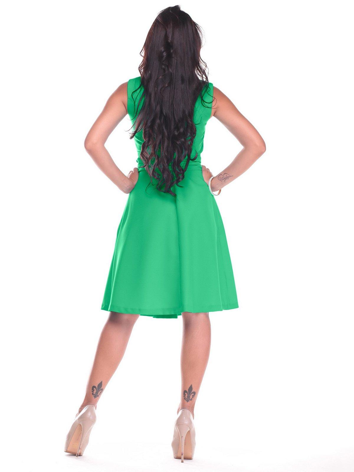 Платье зеленое | 2363257 | фото 2