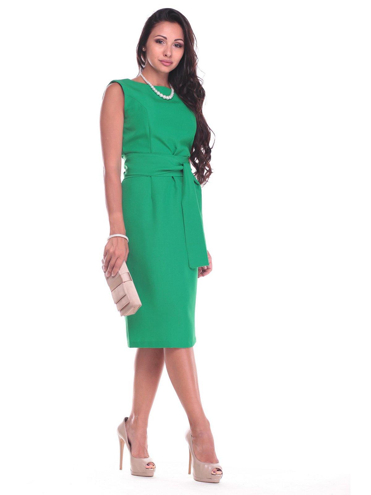 Платье зеленое | 2363275