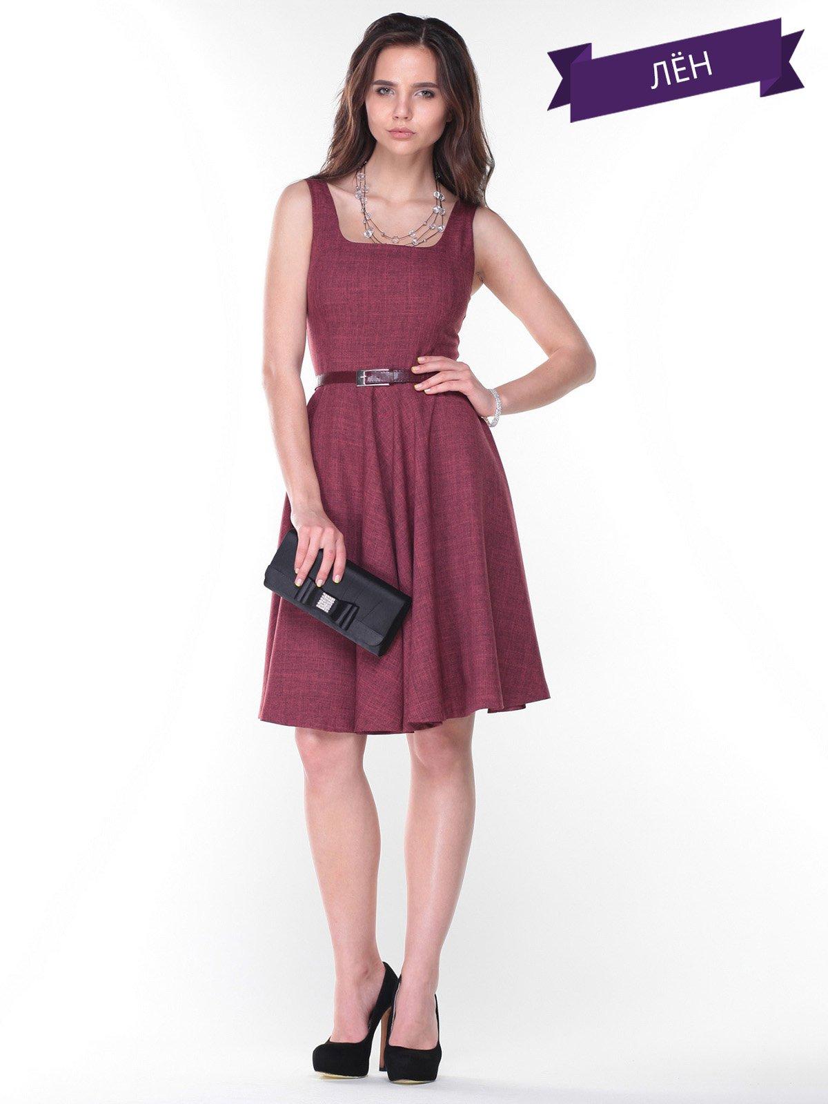 Платье светло-сливовое   2346478