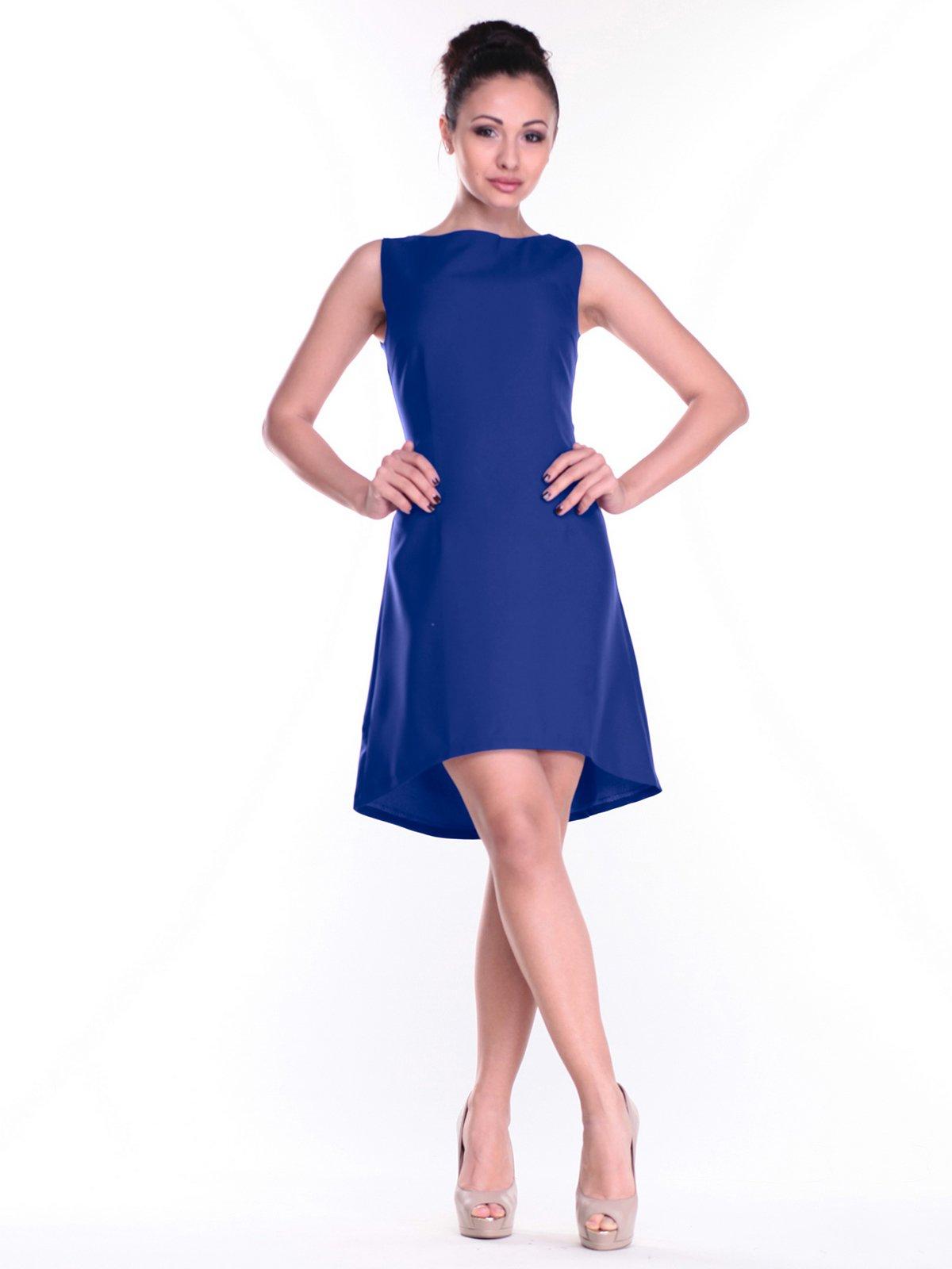 Платье цвета электрик | 2318261