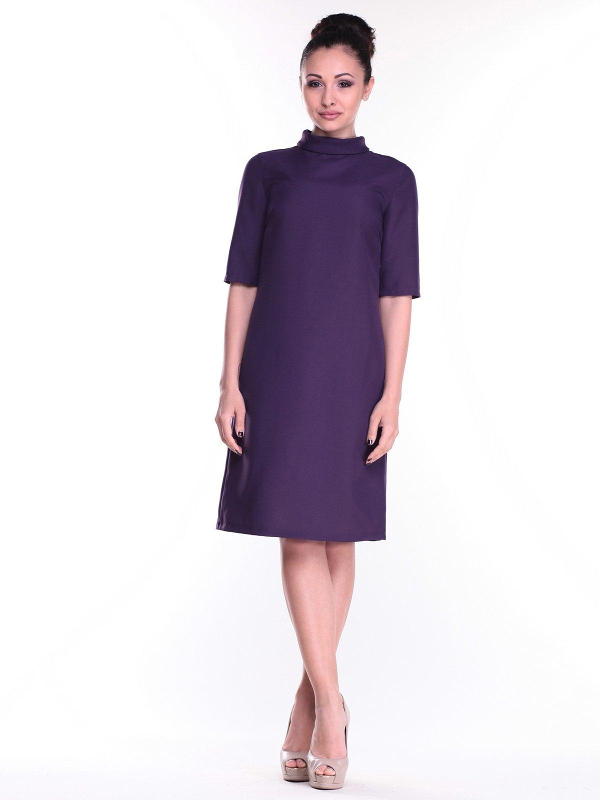 Сукня темно-фіолетового кольору | 2319455