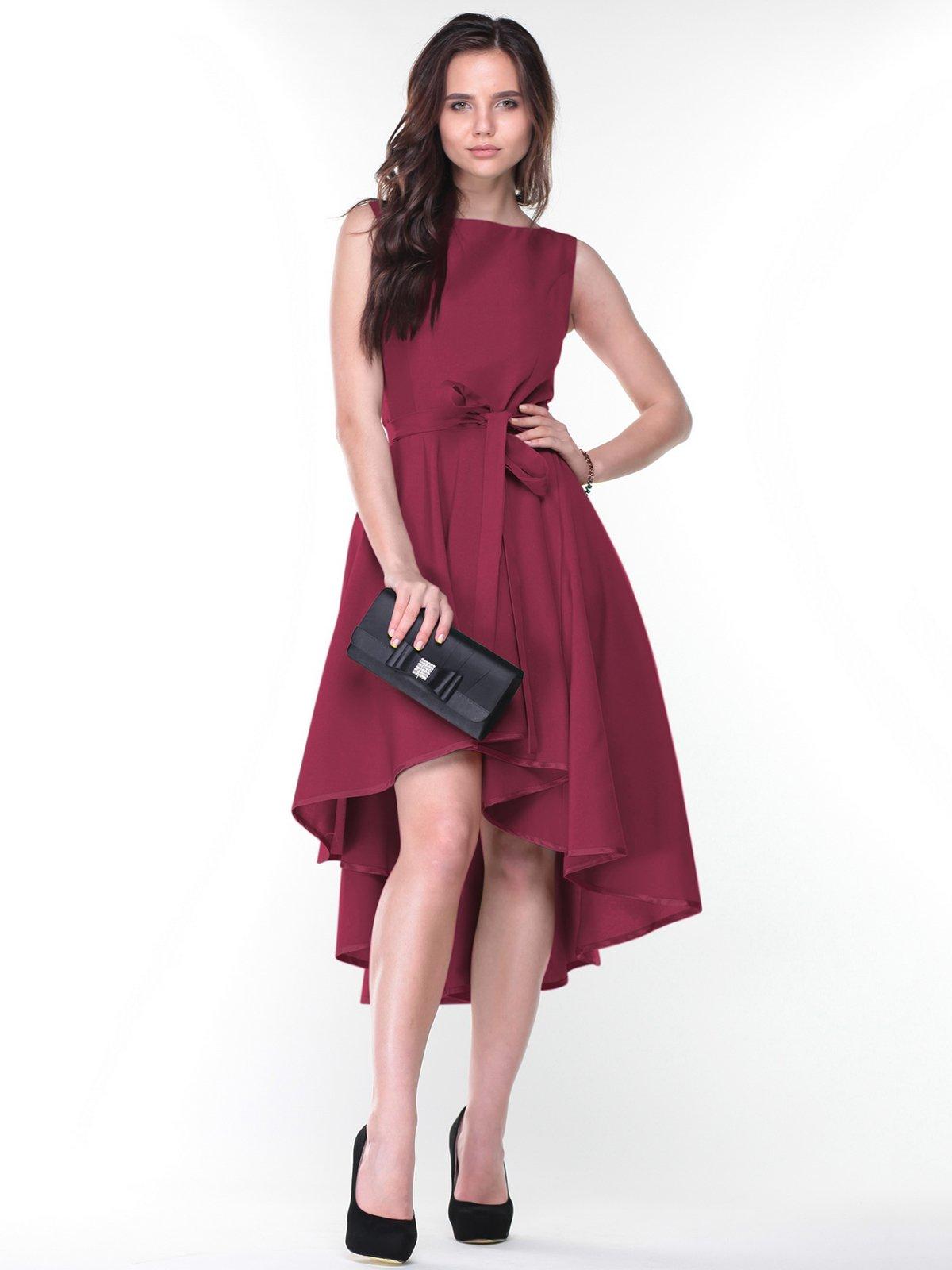 Сукня сливового кольору | 2370530