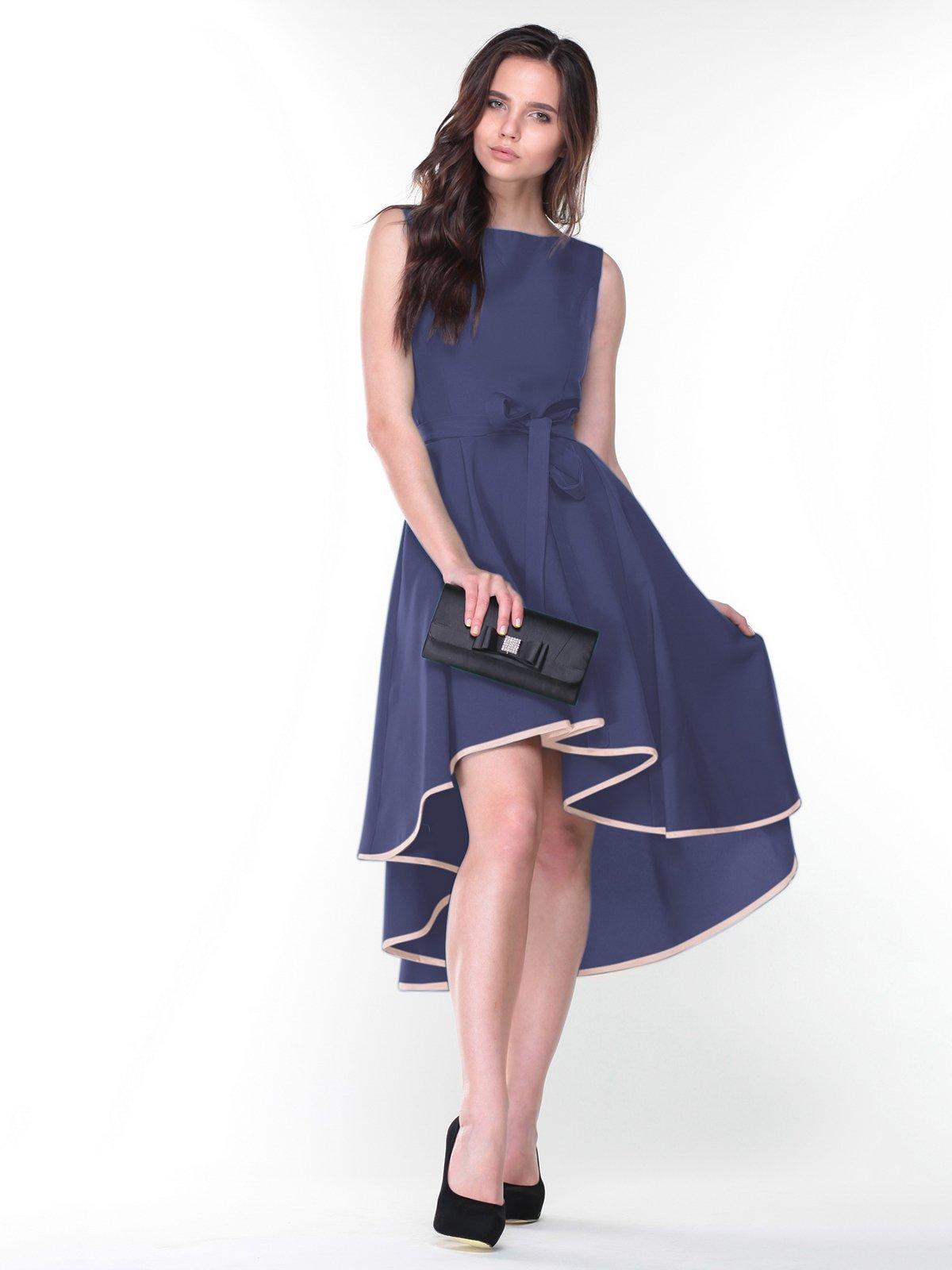 Сукня темно-синя | 2370533
