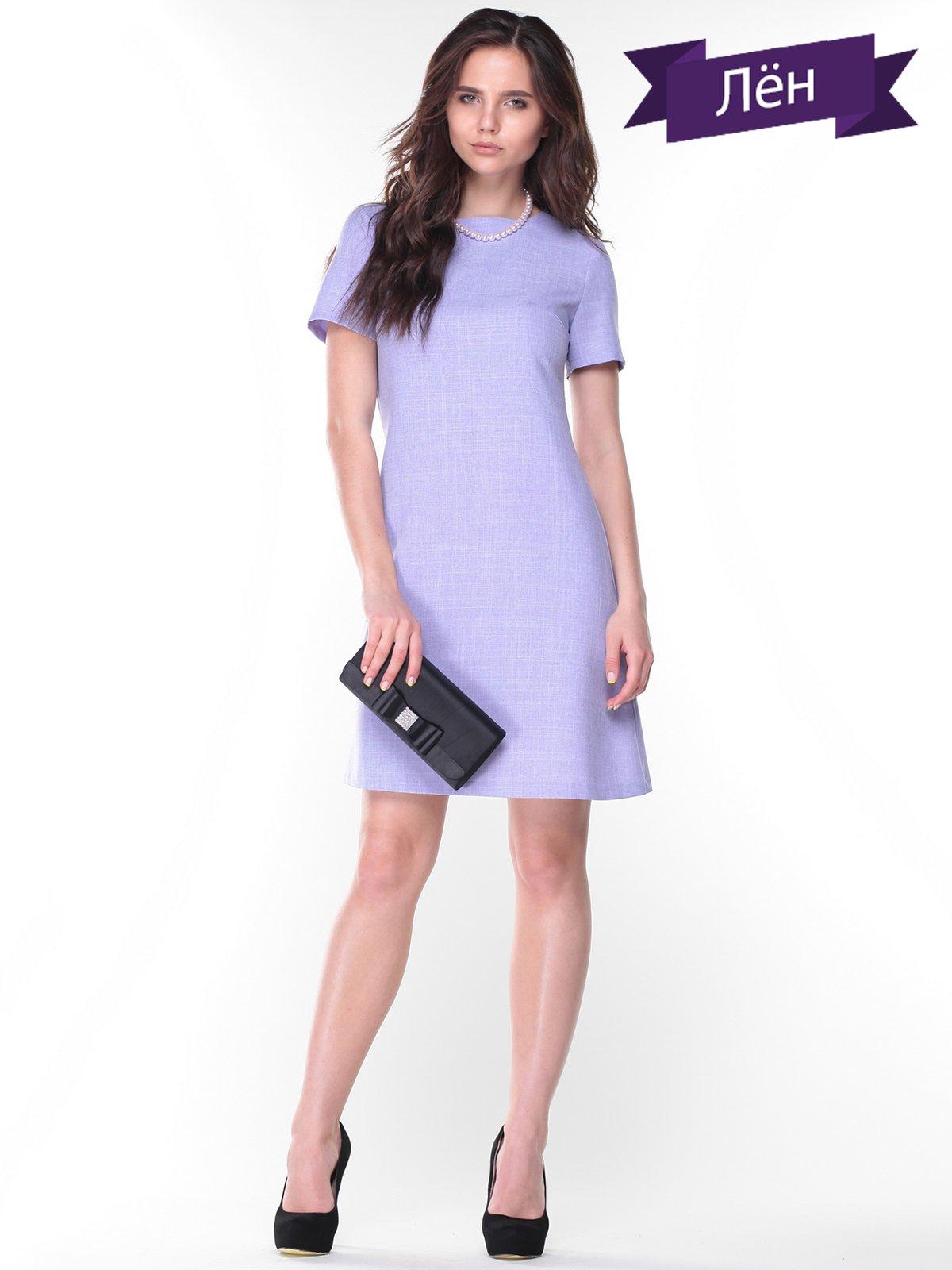 Сукня світло-фіолетова | 2345475