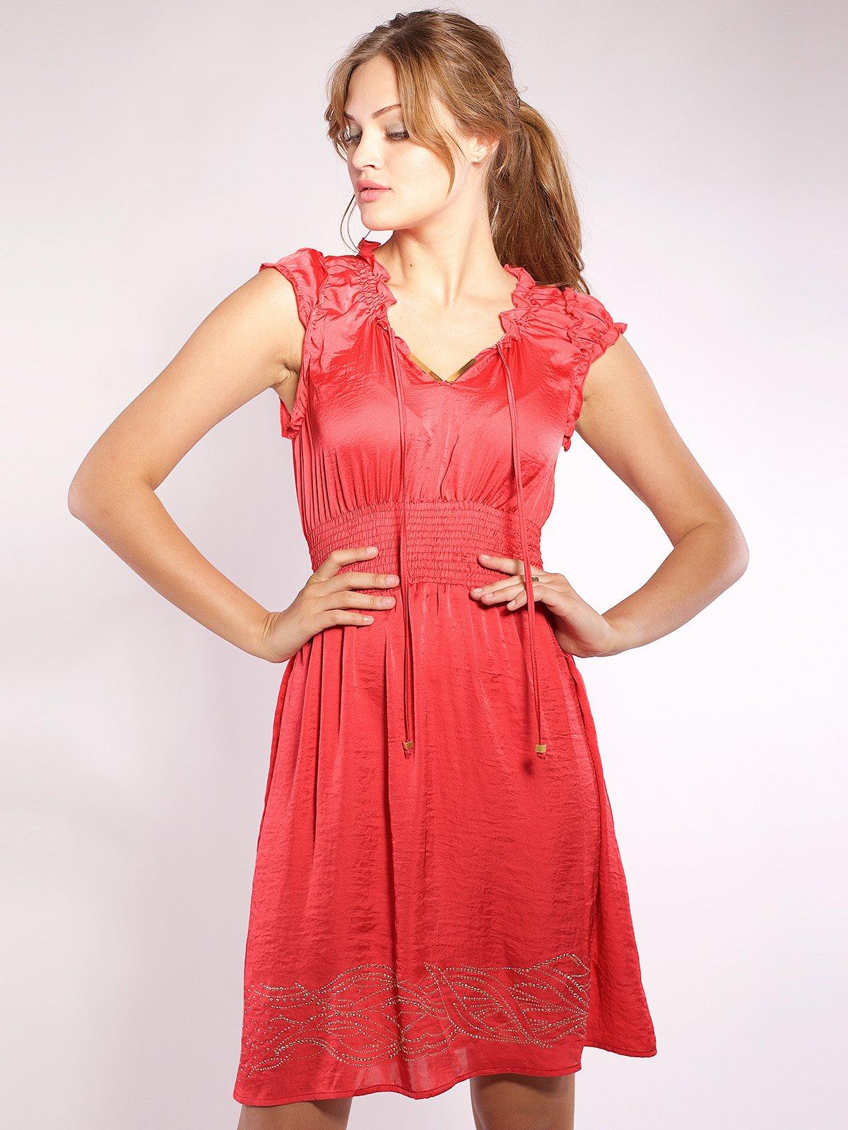 Сукня рожева | 2385984