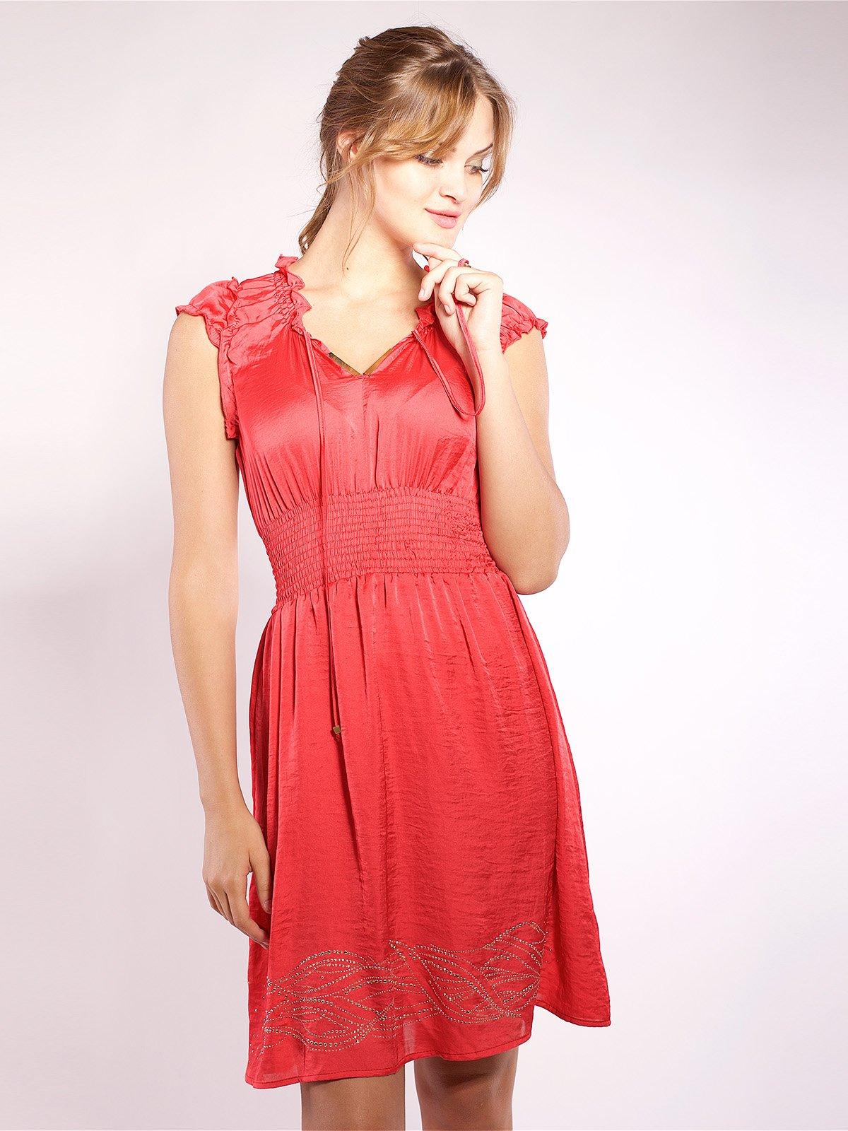 Сукня рожева | 2385984 | фото 2
