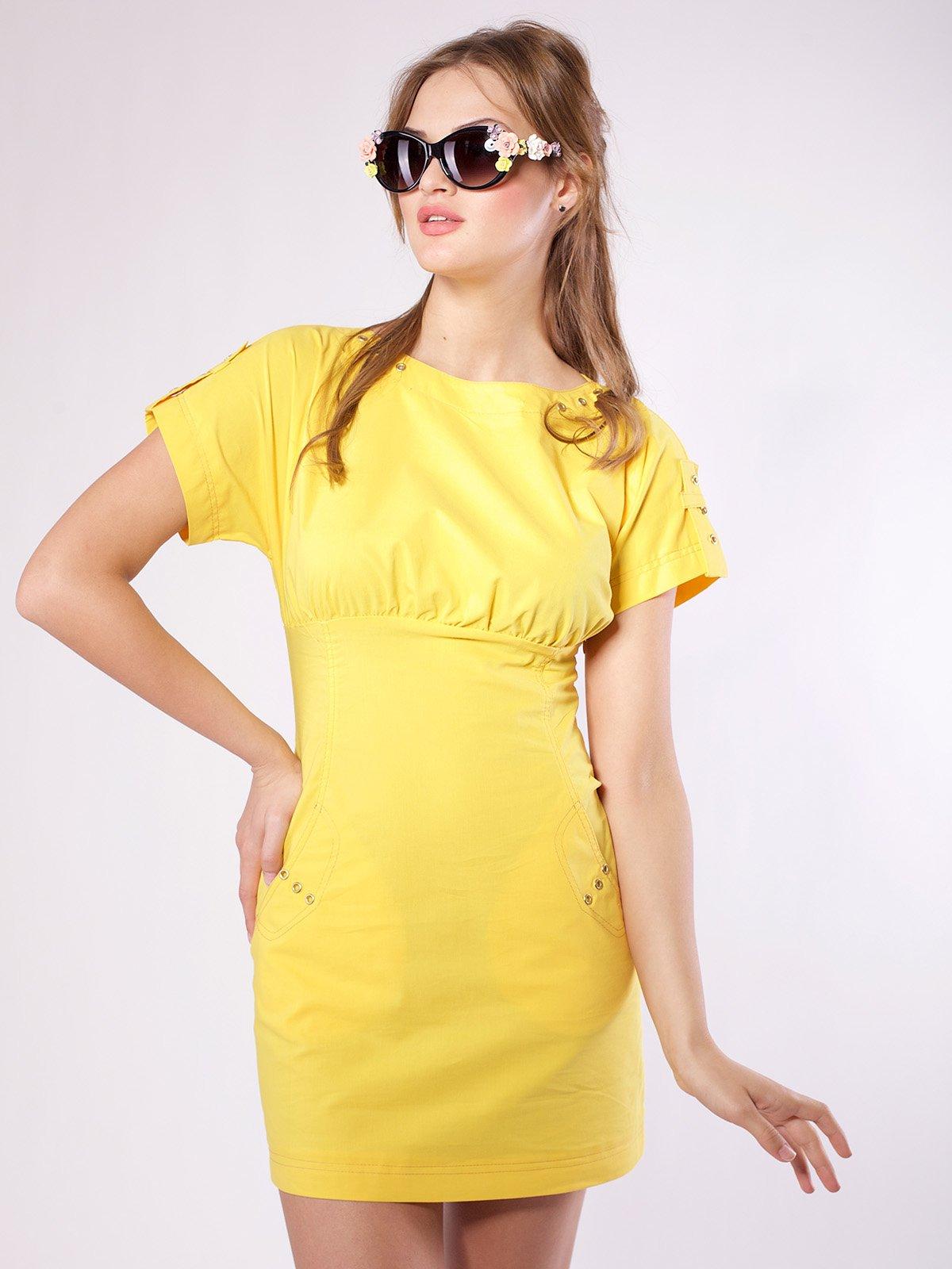 Сукня жовта   2386024
