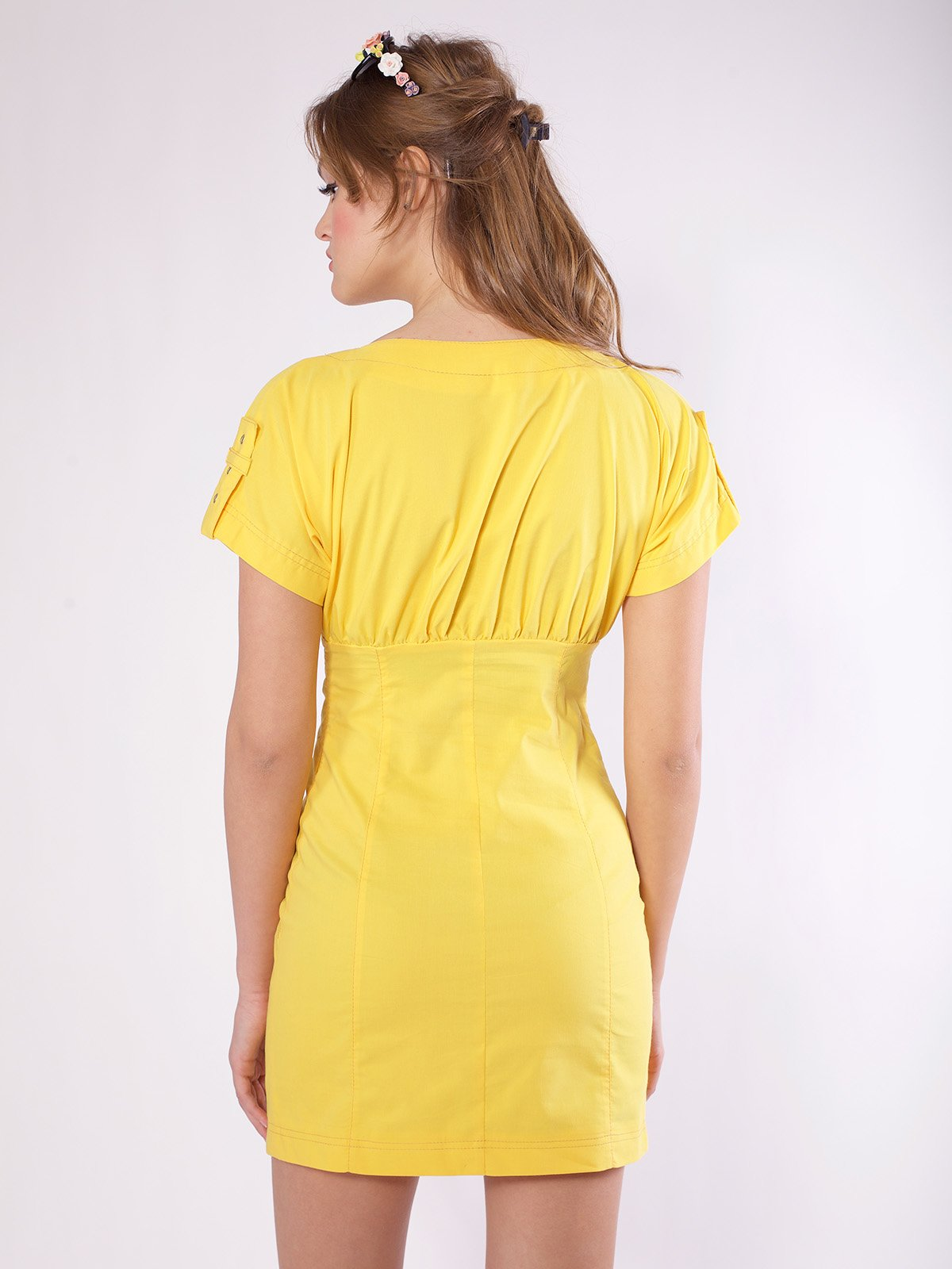 Сукня жовта   2386024   фото 3