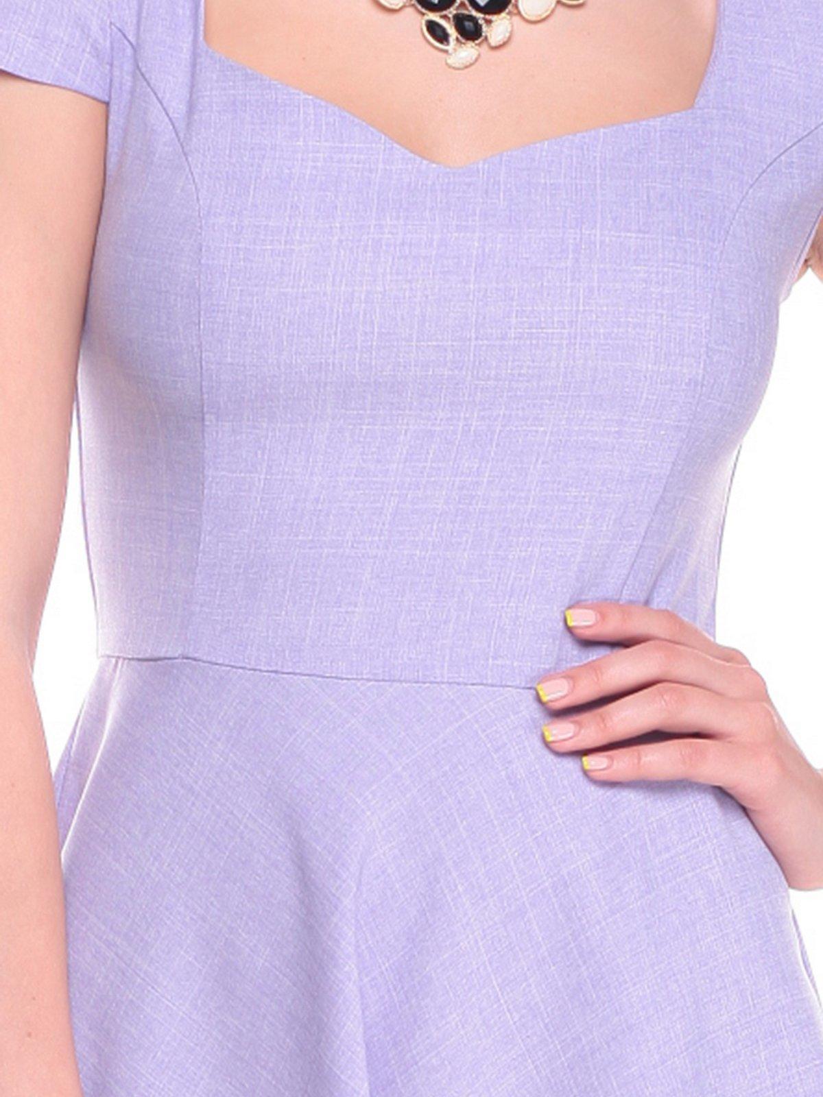 Платье сиреневое | 2387804 | фото 3