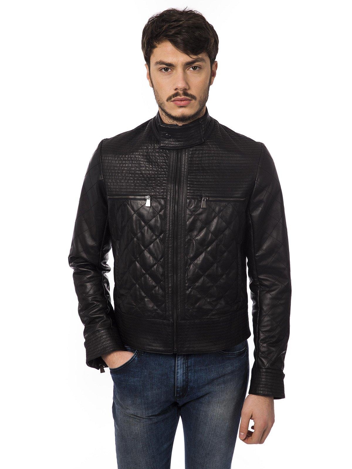 Куртка чорна | 2392607