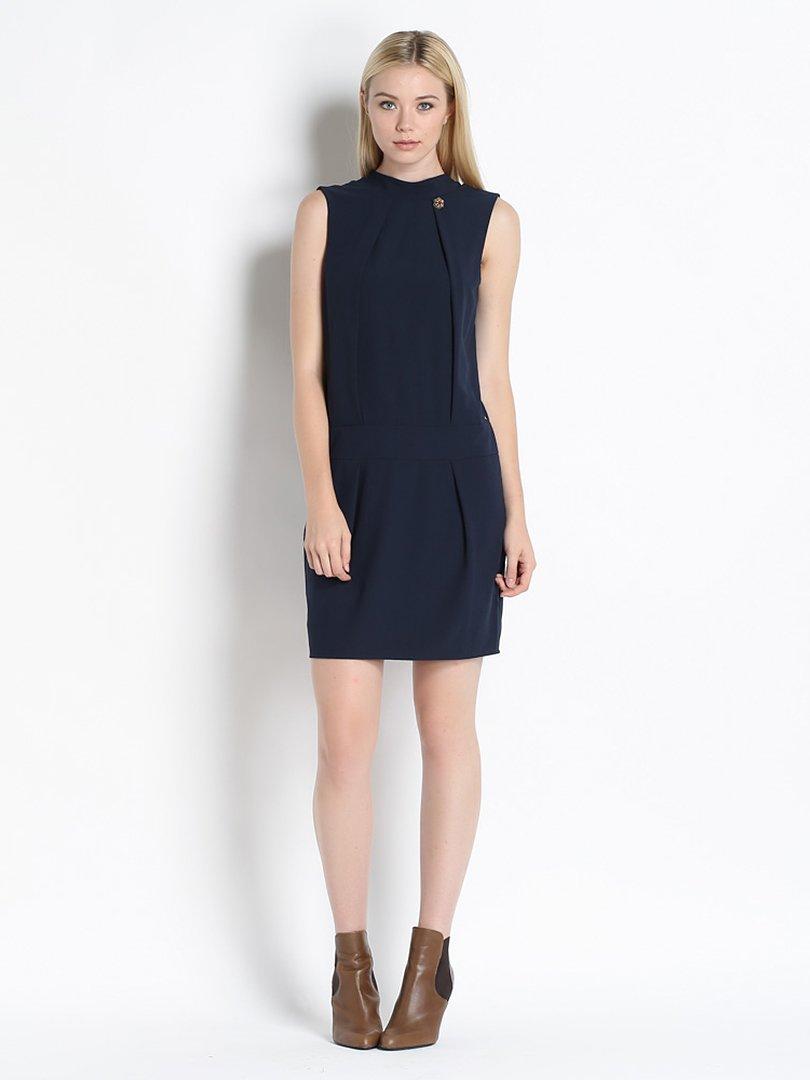 Платье темно-синее | 2189803