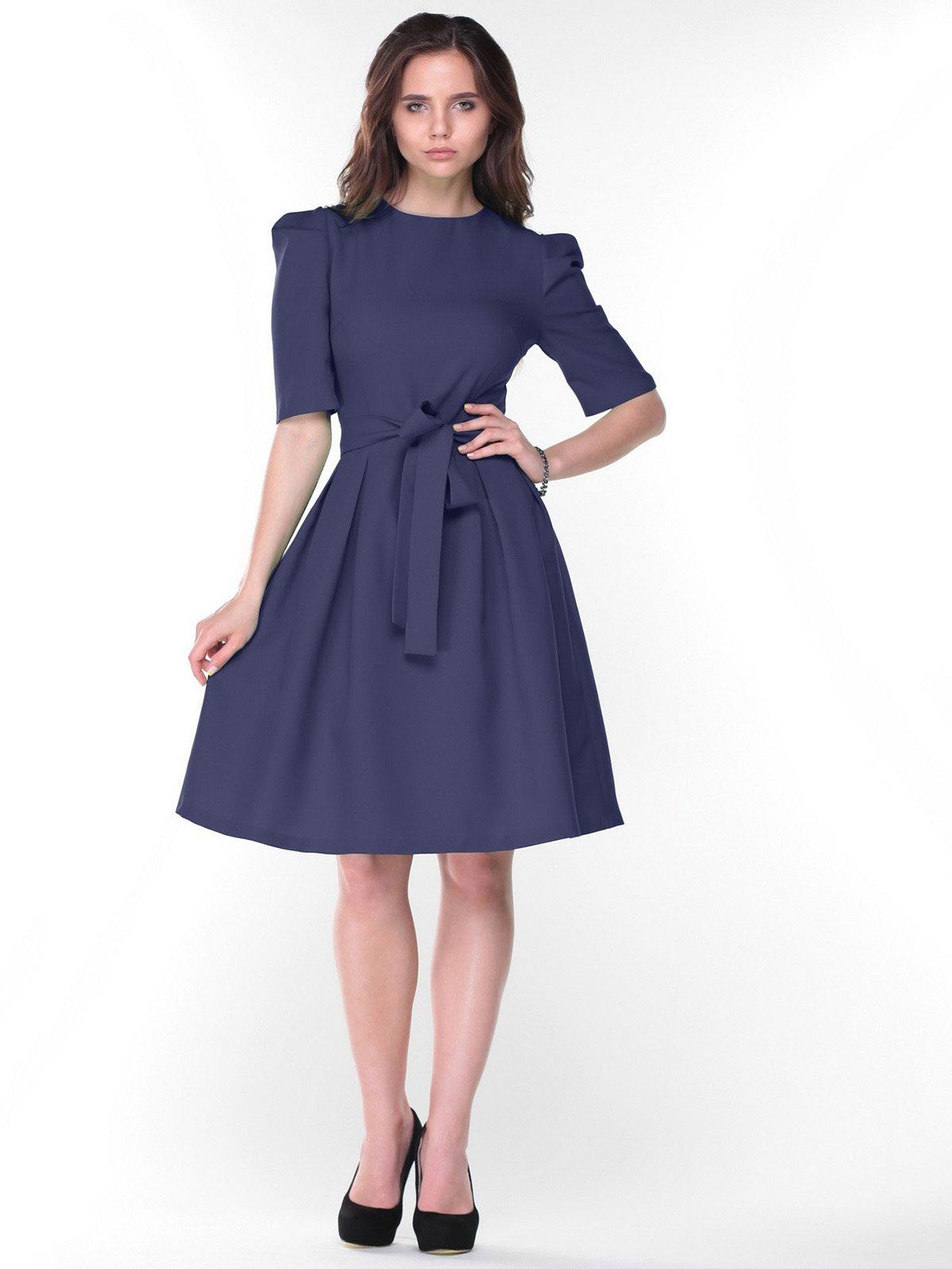 Сукня темно-синя   2363315