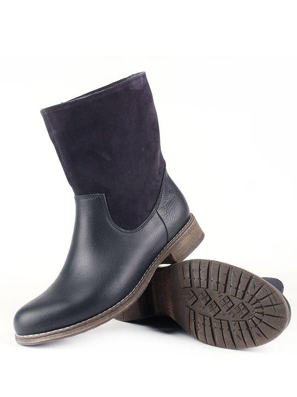 Ботинки синие | 2407765 | фото 2