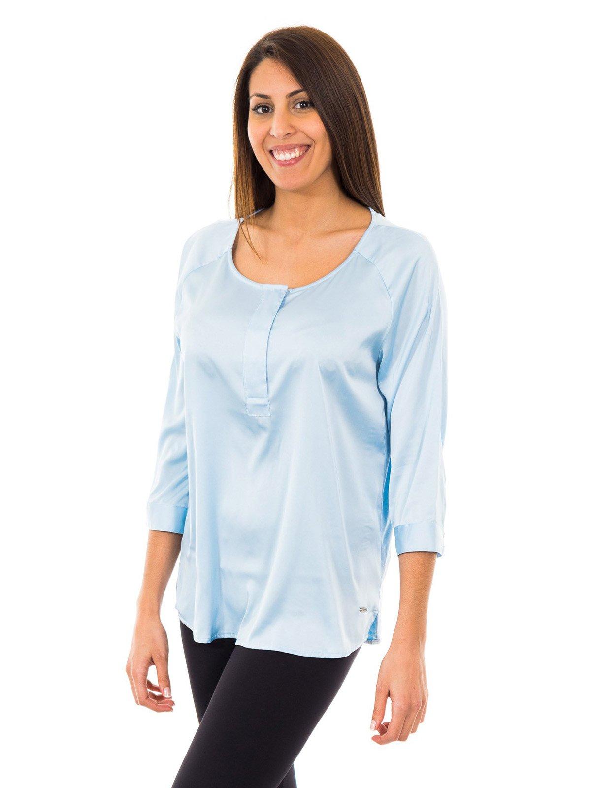 Блуза голубая | 2420714