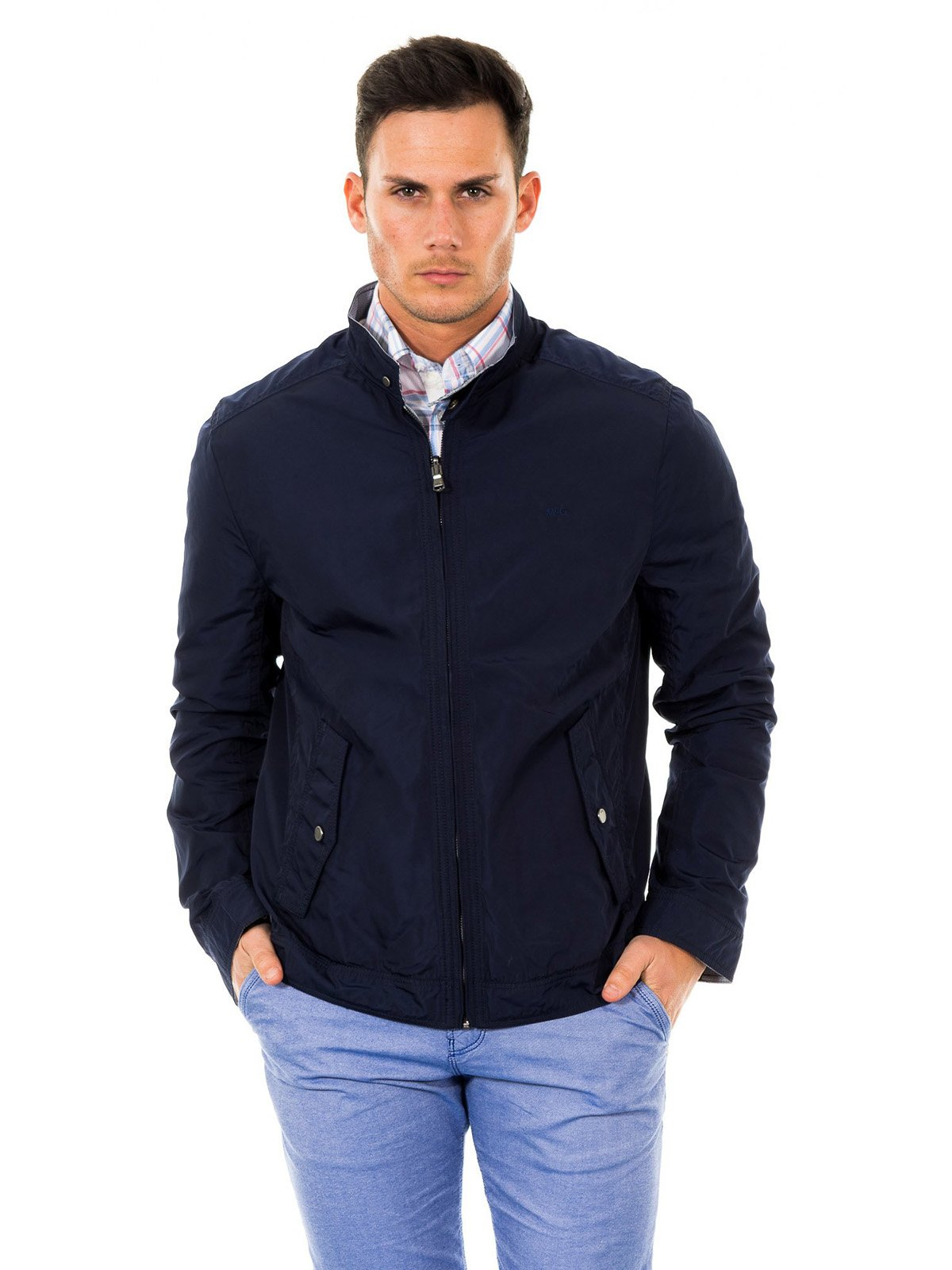 Куртка темно-синяя | 2421239