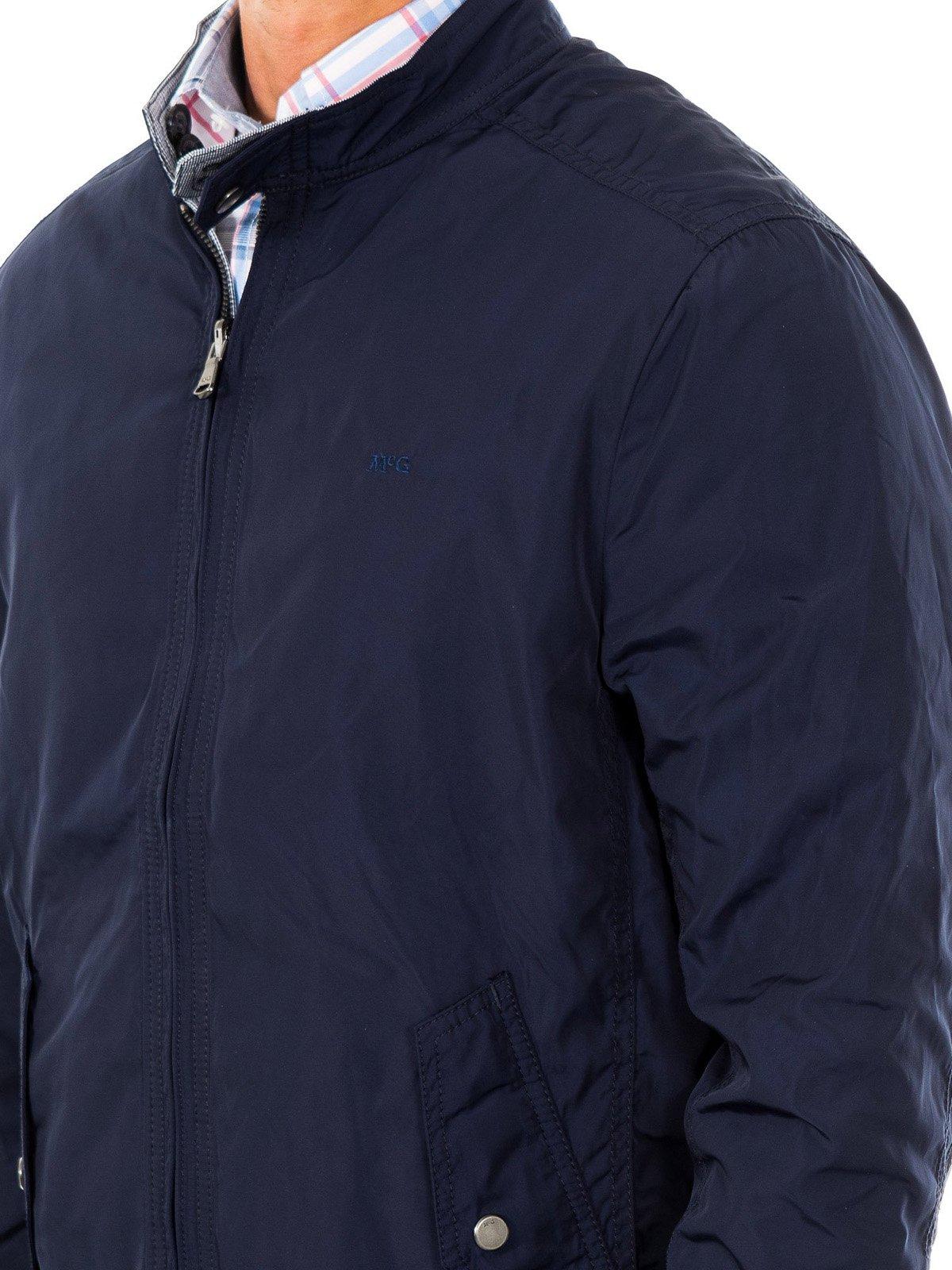 Куртка темно-синяя | 2421239 | фото 2