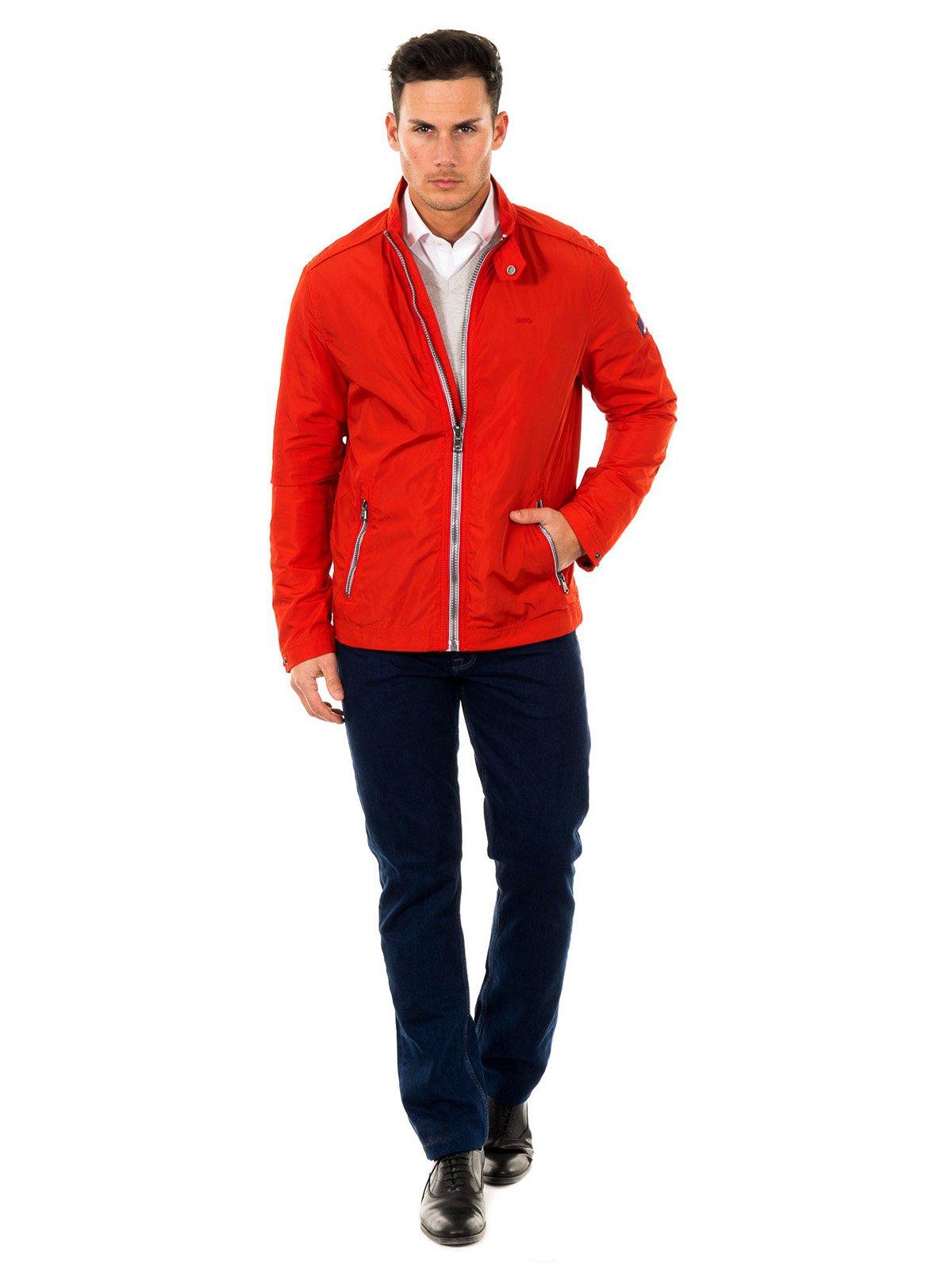 Куртка красная   2421241   фото 4