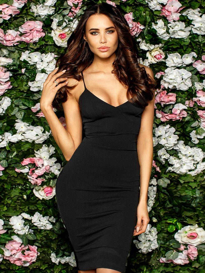 Платье черное | 2423109