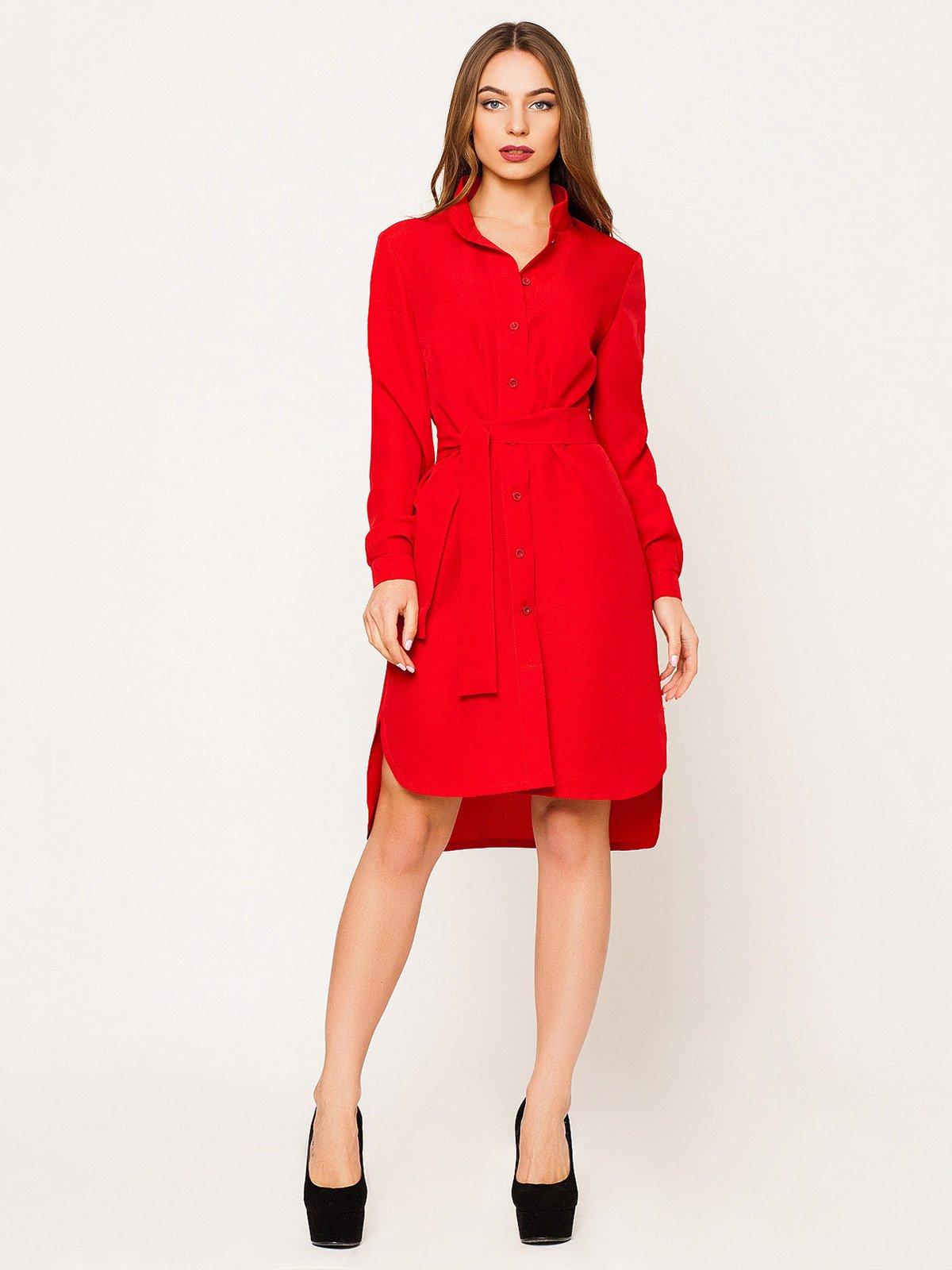 Сукня червона | 2425805