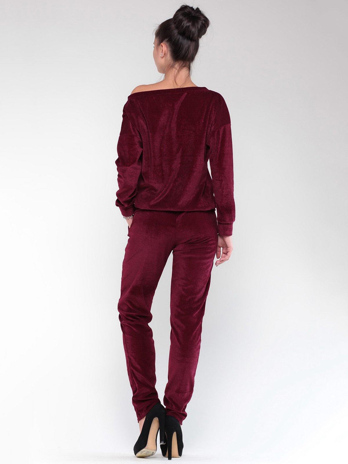 Костюм: джемпер и брюки | 1984441 | фото 2