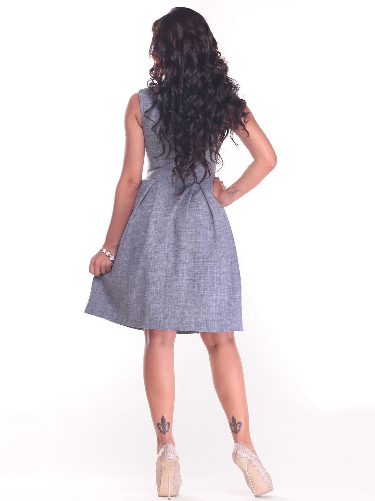 Платье дымчатого цвета | 2434429 | фото 2