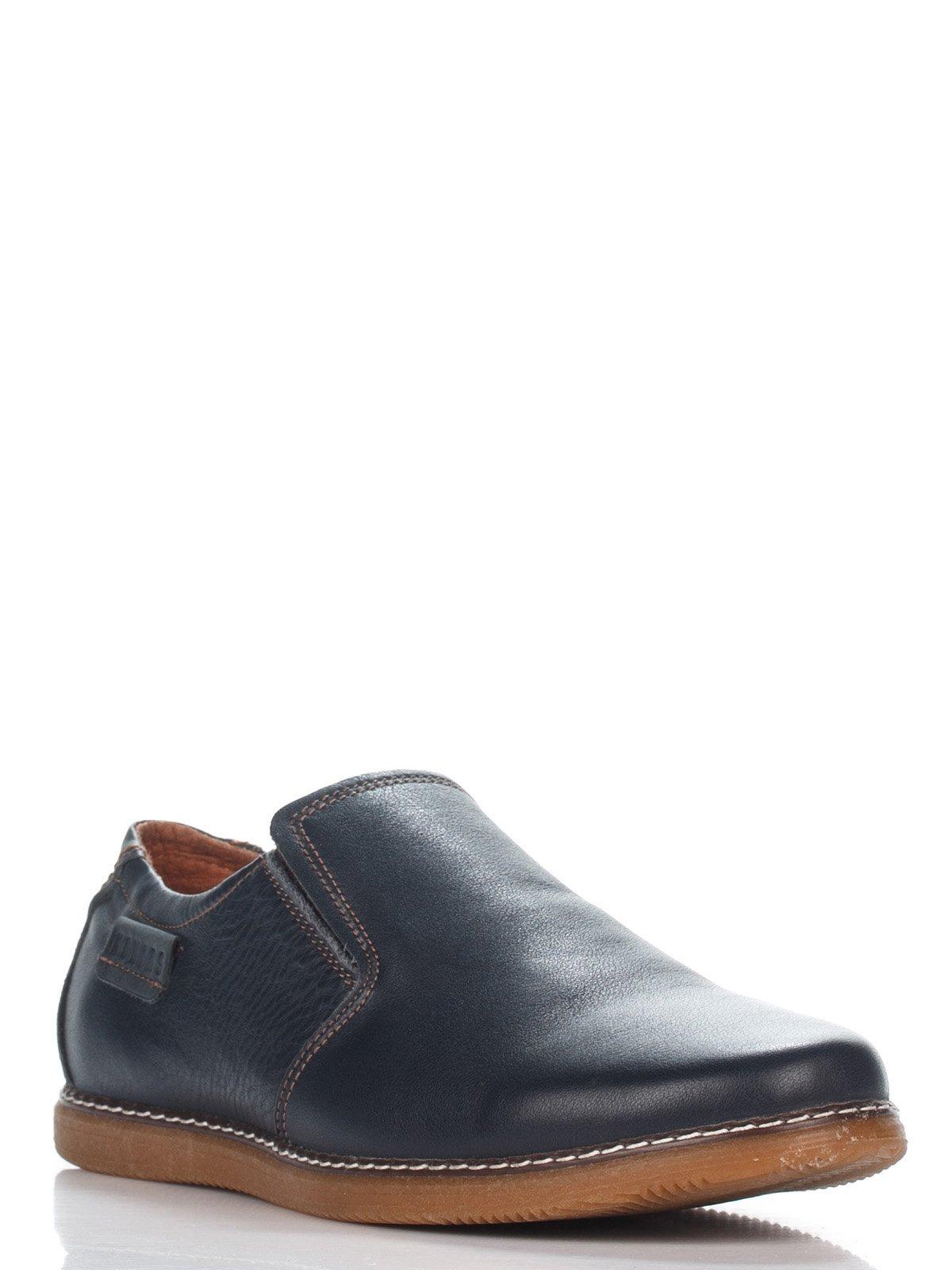 Туфли темно-синие | 2423589
