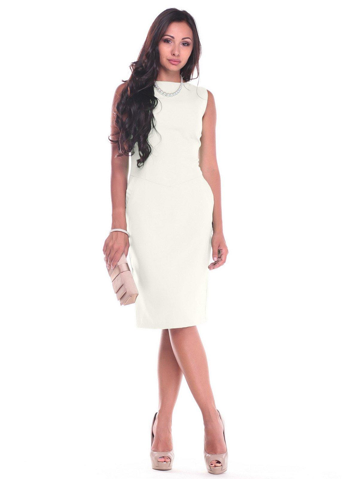 Сукня молочного кольору | 2442467