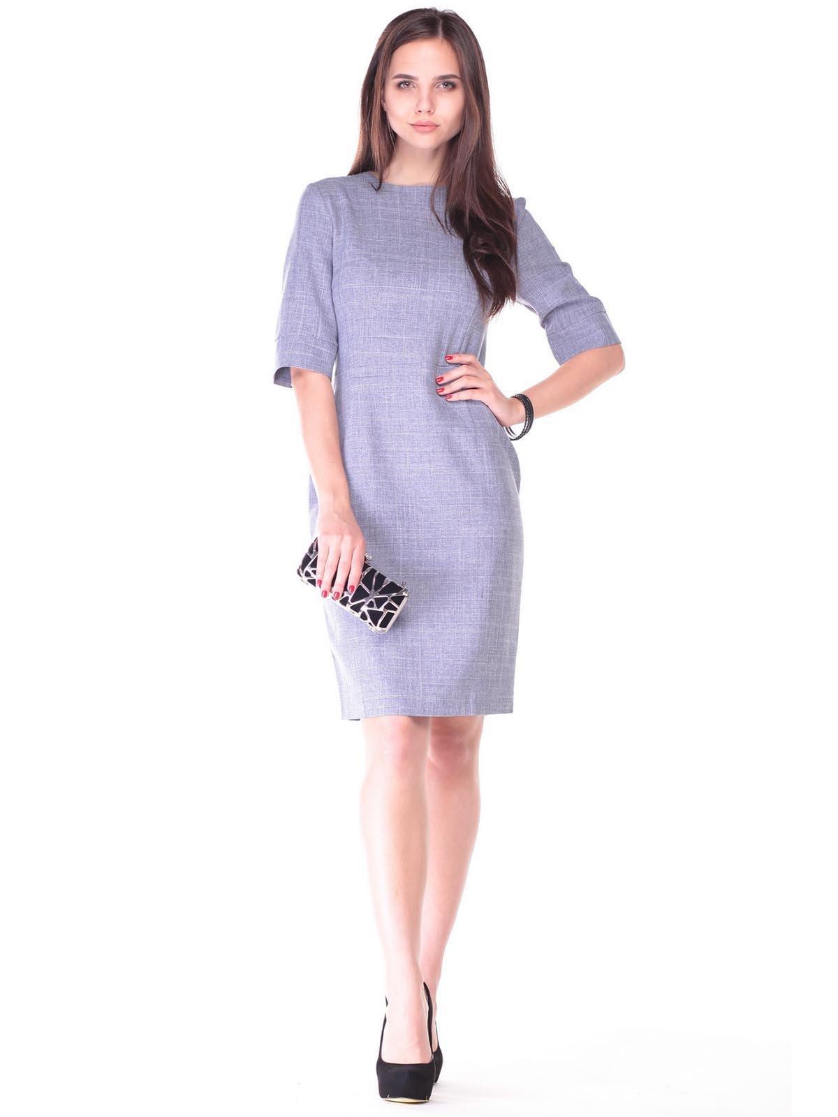 Платье цвета фиолетовой дымки | 2447774