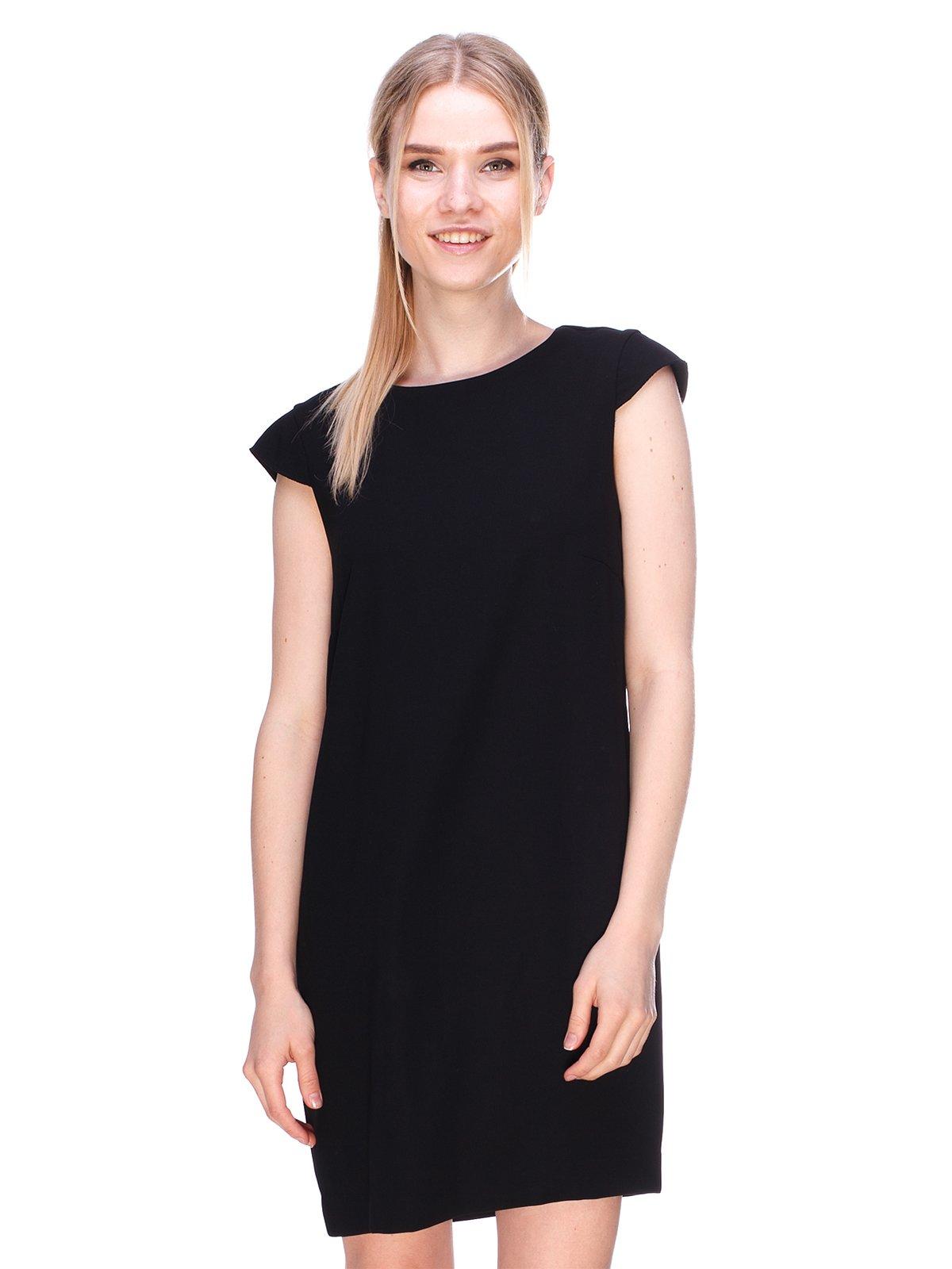 Платье черное | 2352005
