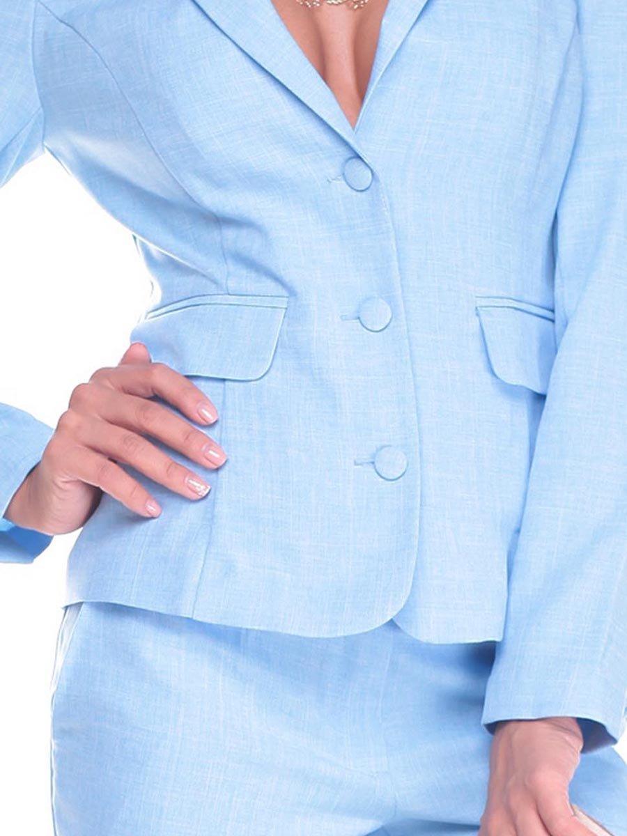 Костюм: жакет и брюки | 2404260 | фото 3