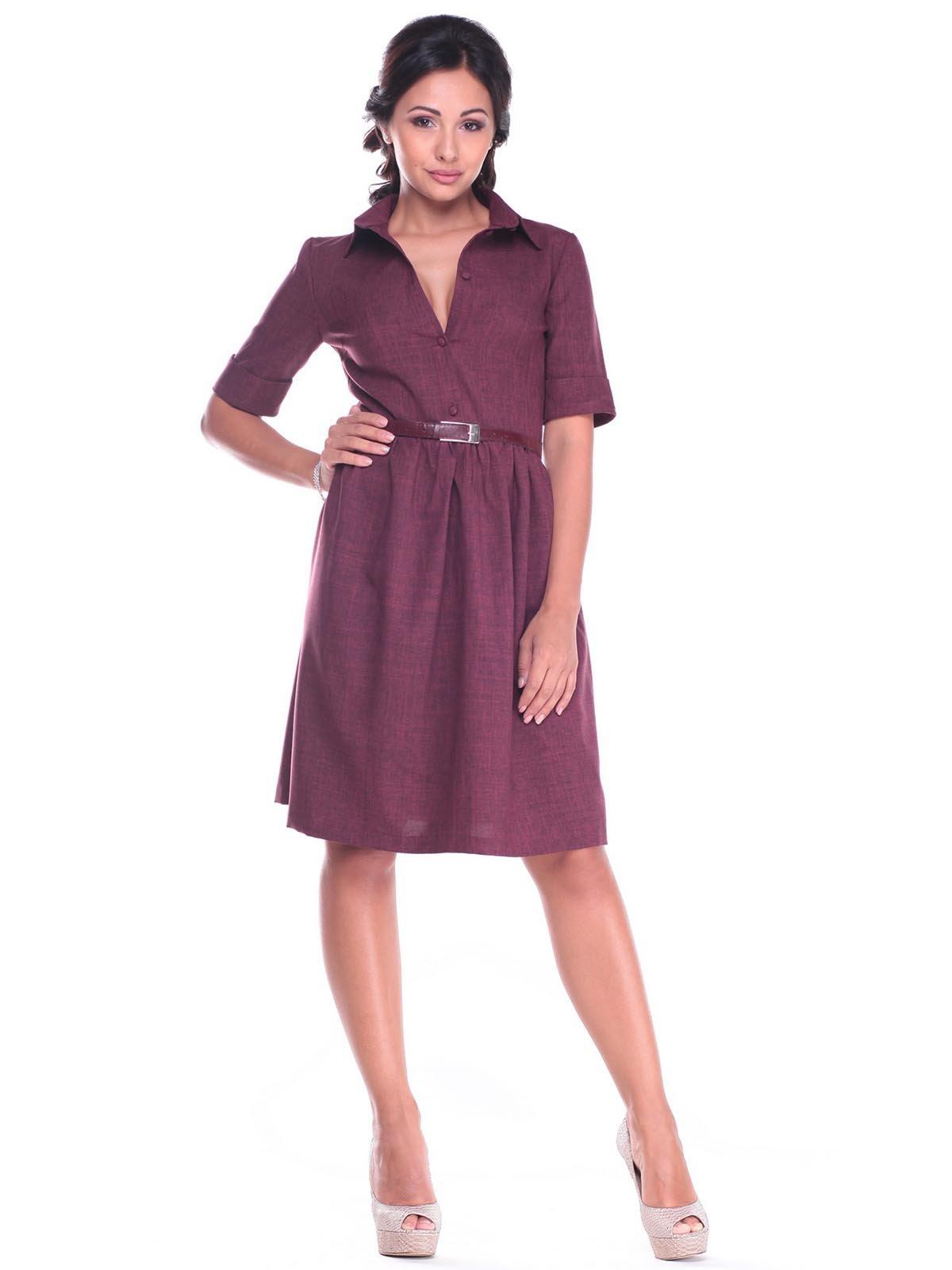 Сукня сливового кольору | 2408960