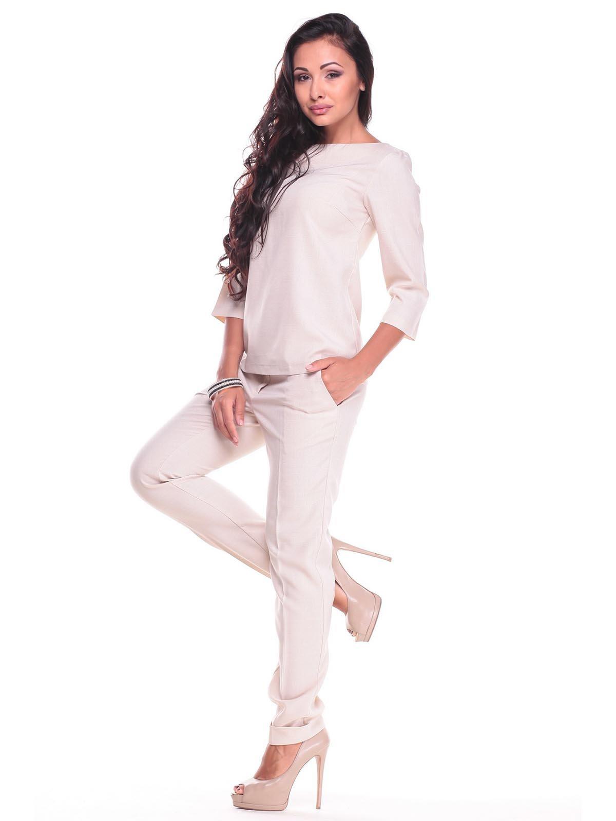 Костюм: блуза и брюки   2416241