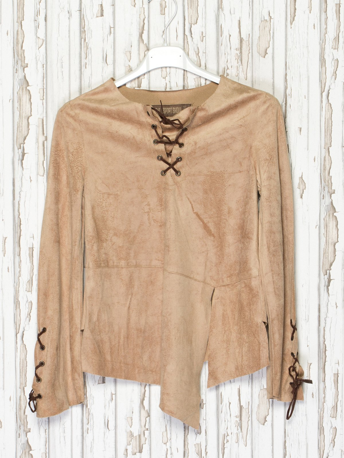 Блуза коричневая | 1051384